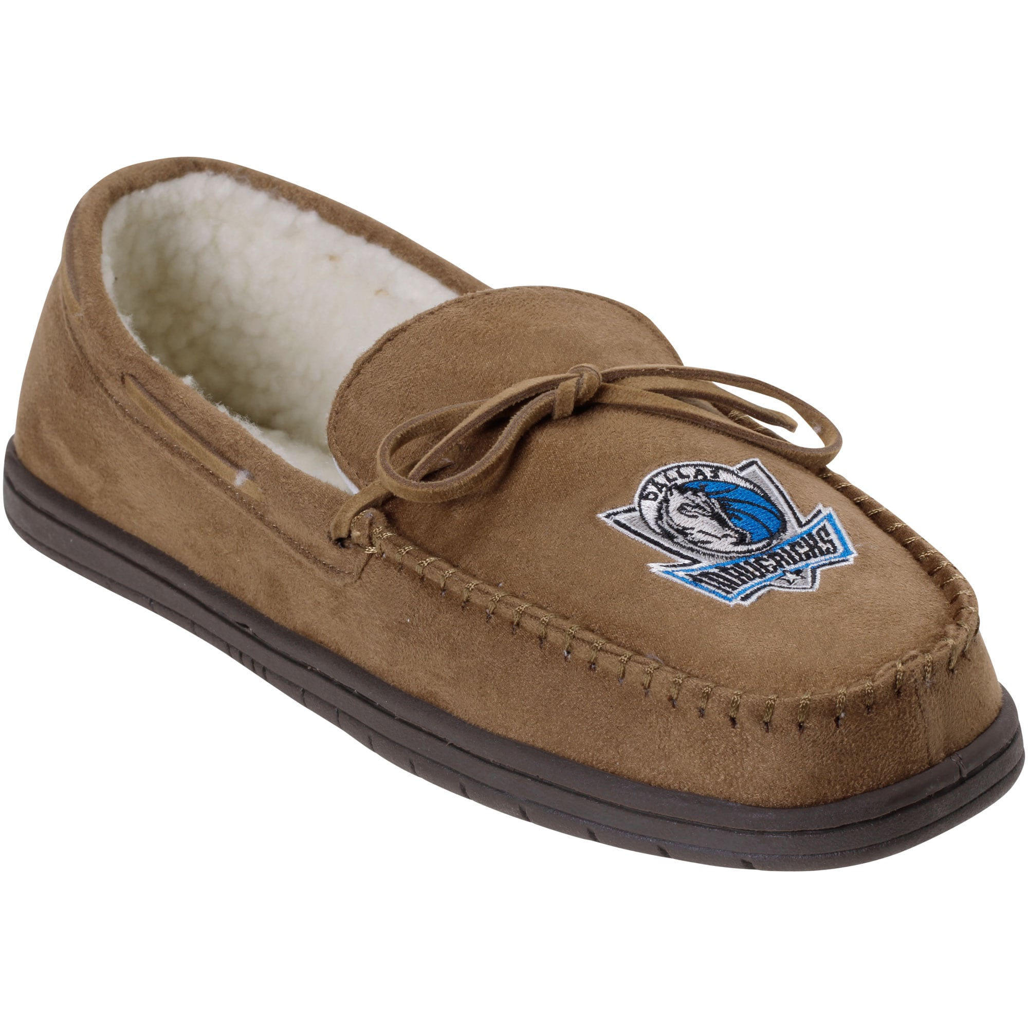 Dallas Mavericks Moccasin Slippers