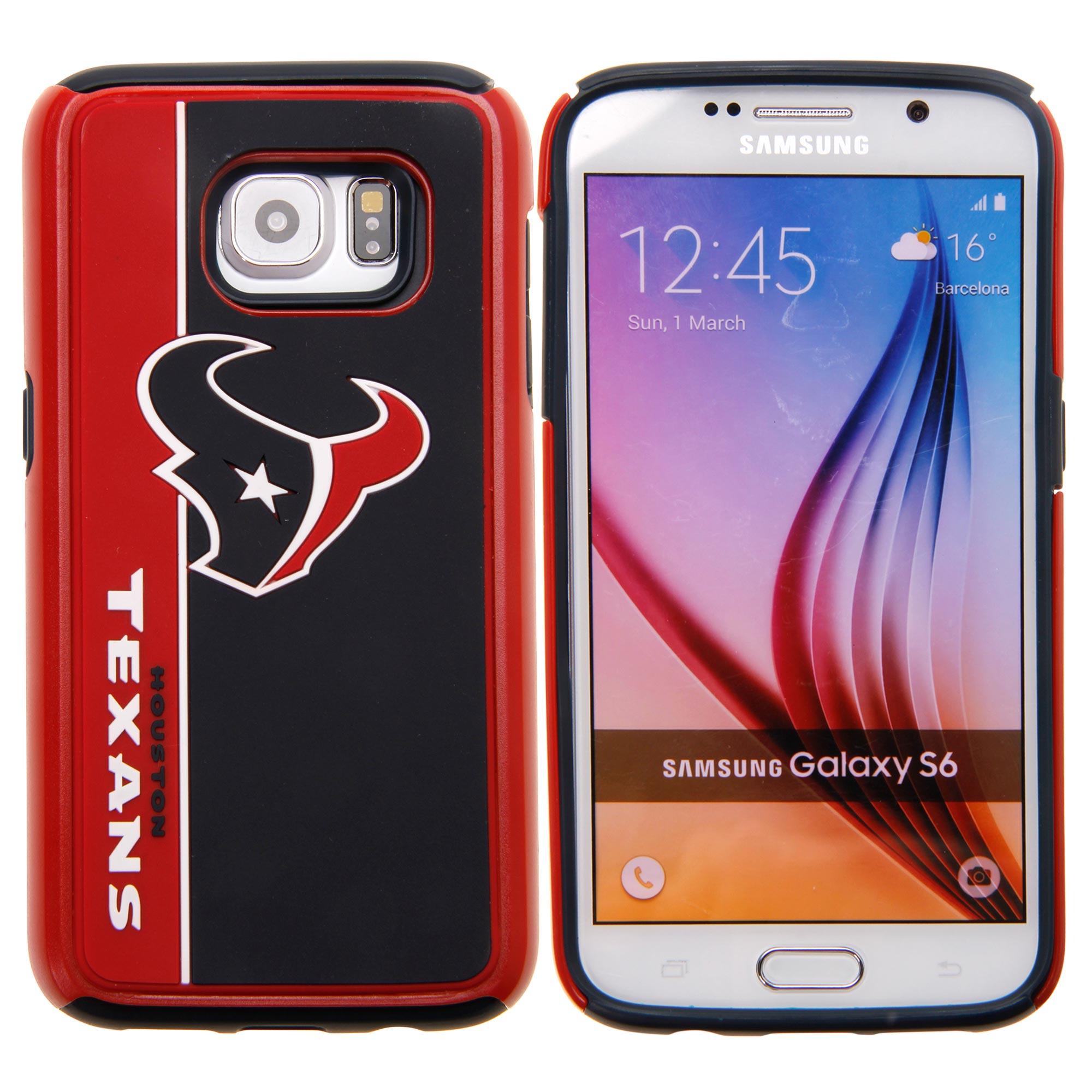 Houston Texans Galaxy S7 Dual Hybrid Case