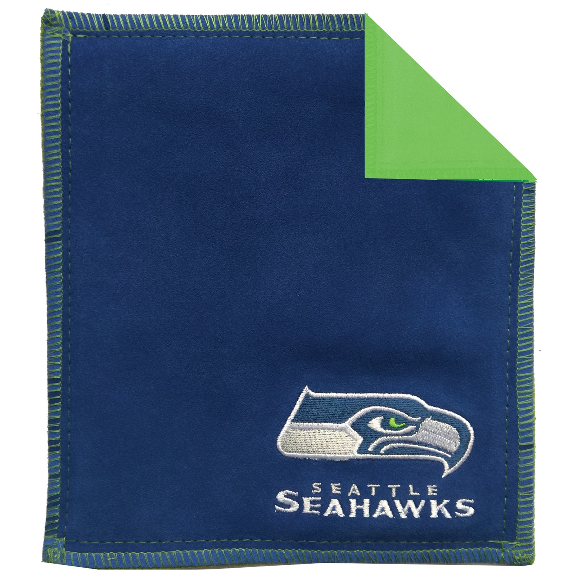 Seattle Seahawks Bowling Shammy Towel - College Navy