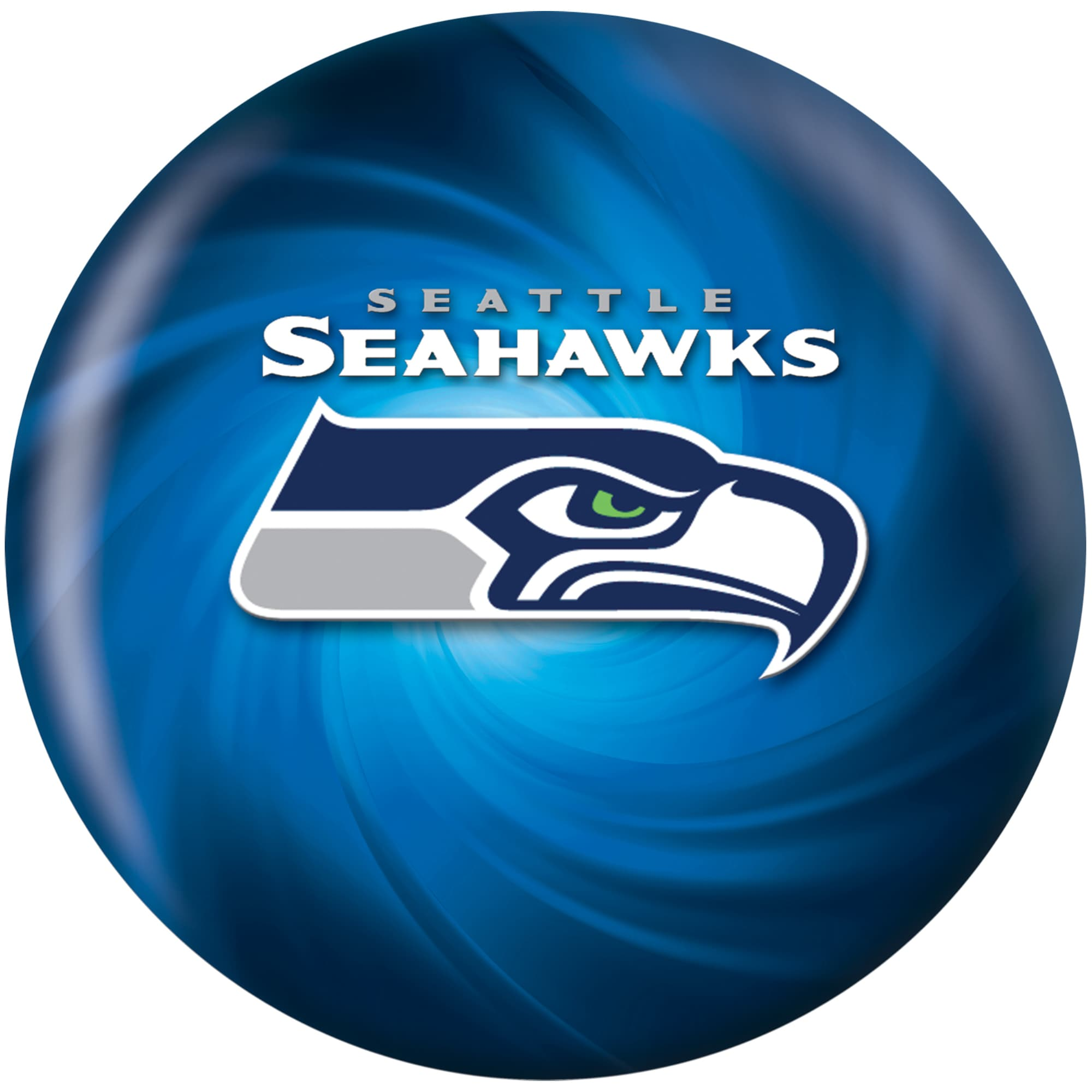 Seattle Seahawks Bowling Ball