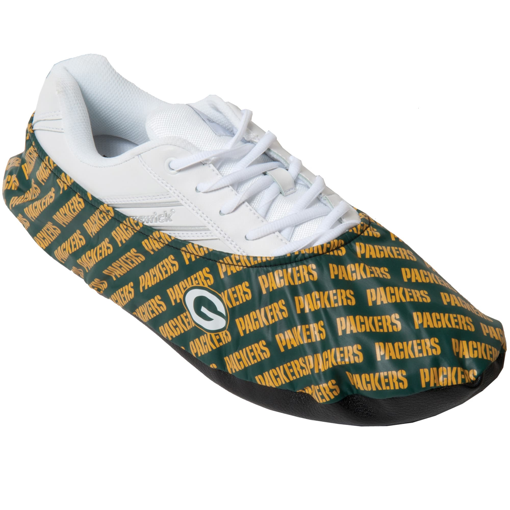 Green Bay Packers Bowling Shoe Cover - Green