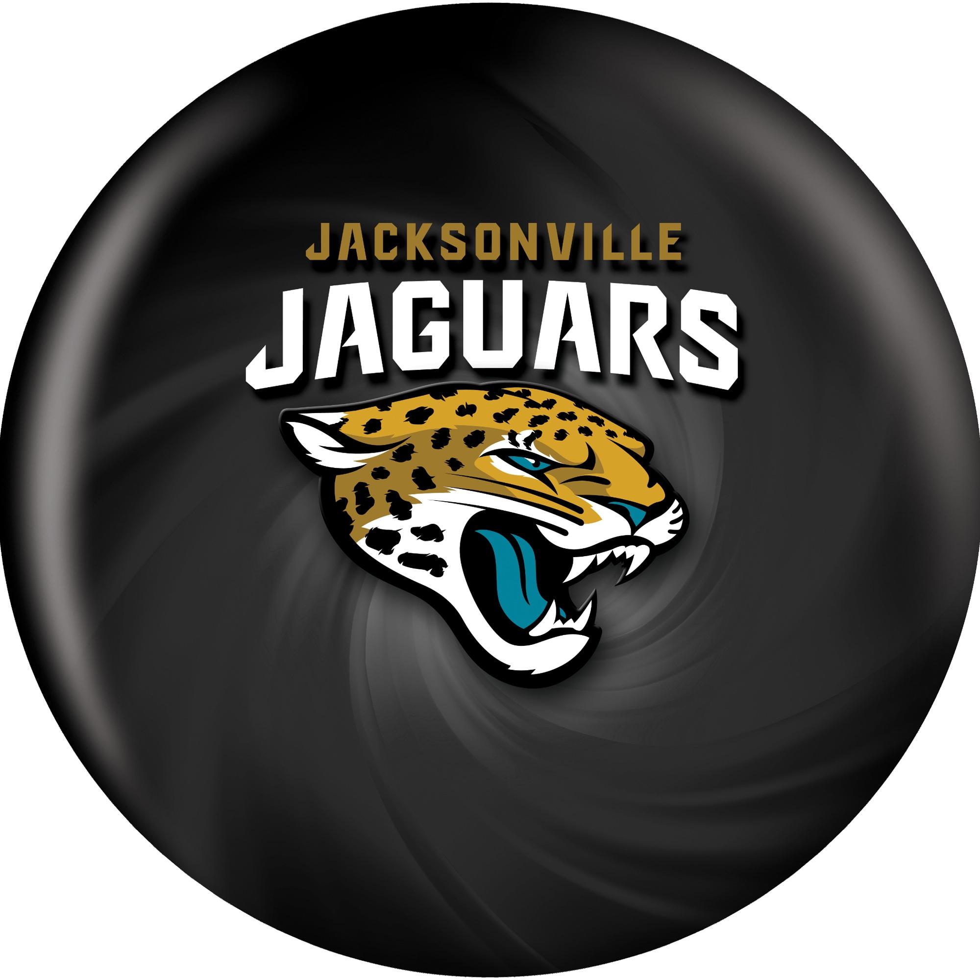 Jacksonville Jaguars Bowling Ball