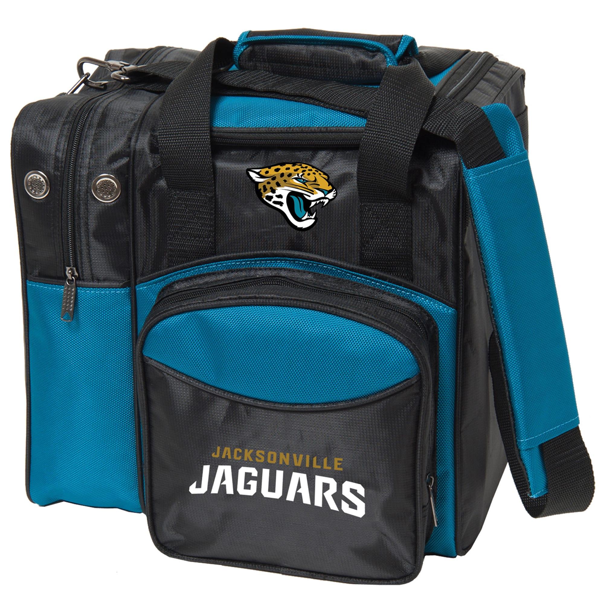 Jacksonville Jaguars Single Ball Bowling Tote