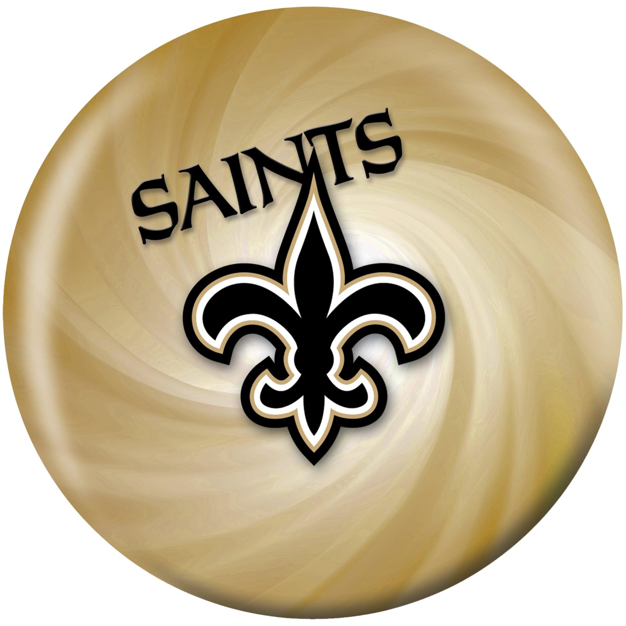 New Orleans Saints Bowling Ball