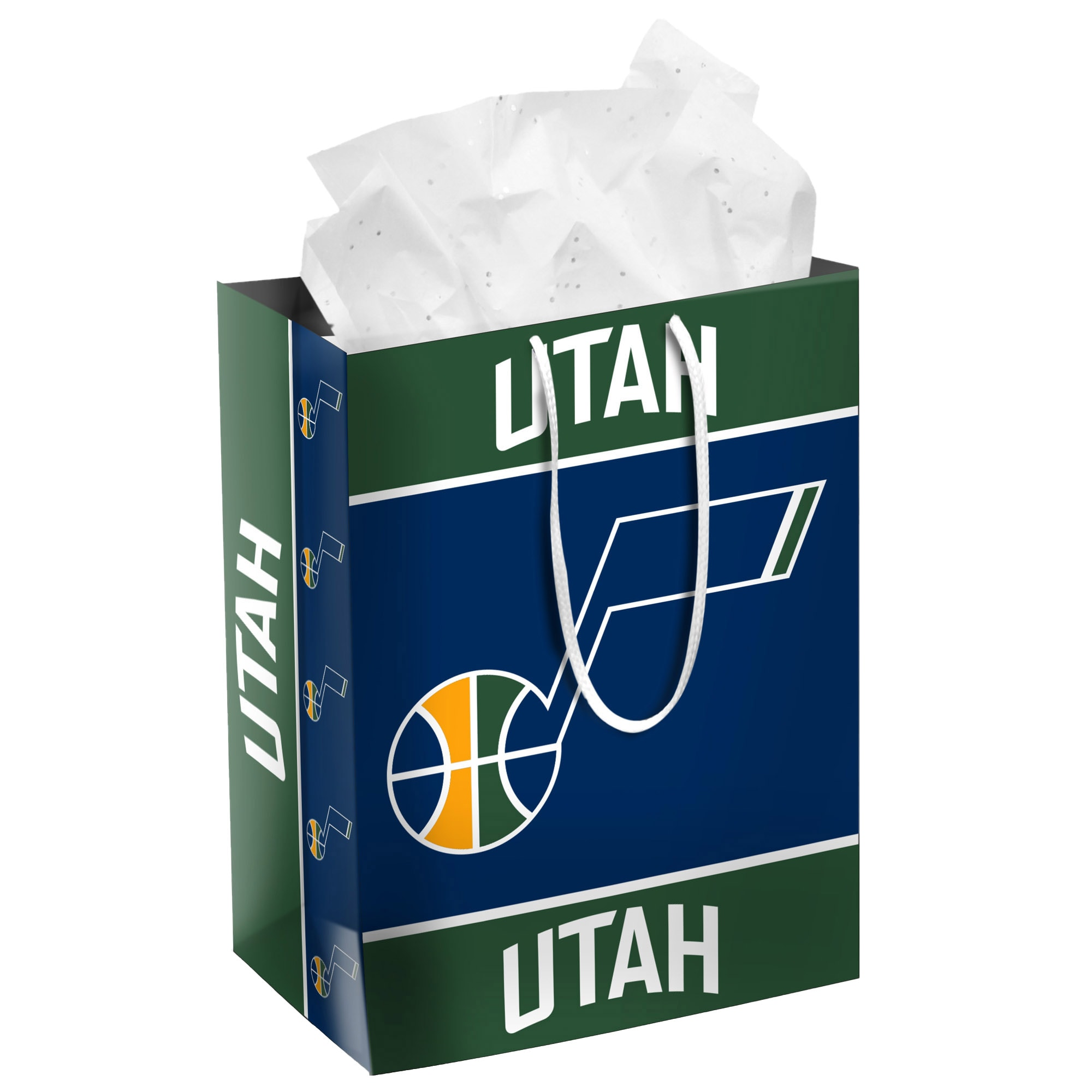 Utah Jazz Team Gift Bag