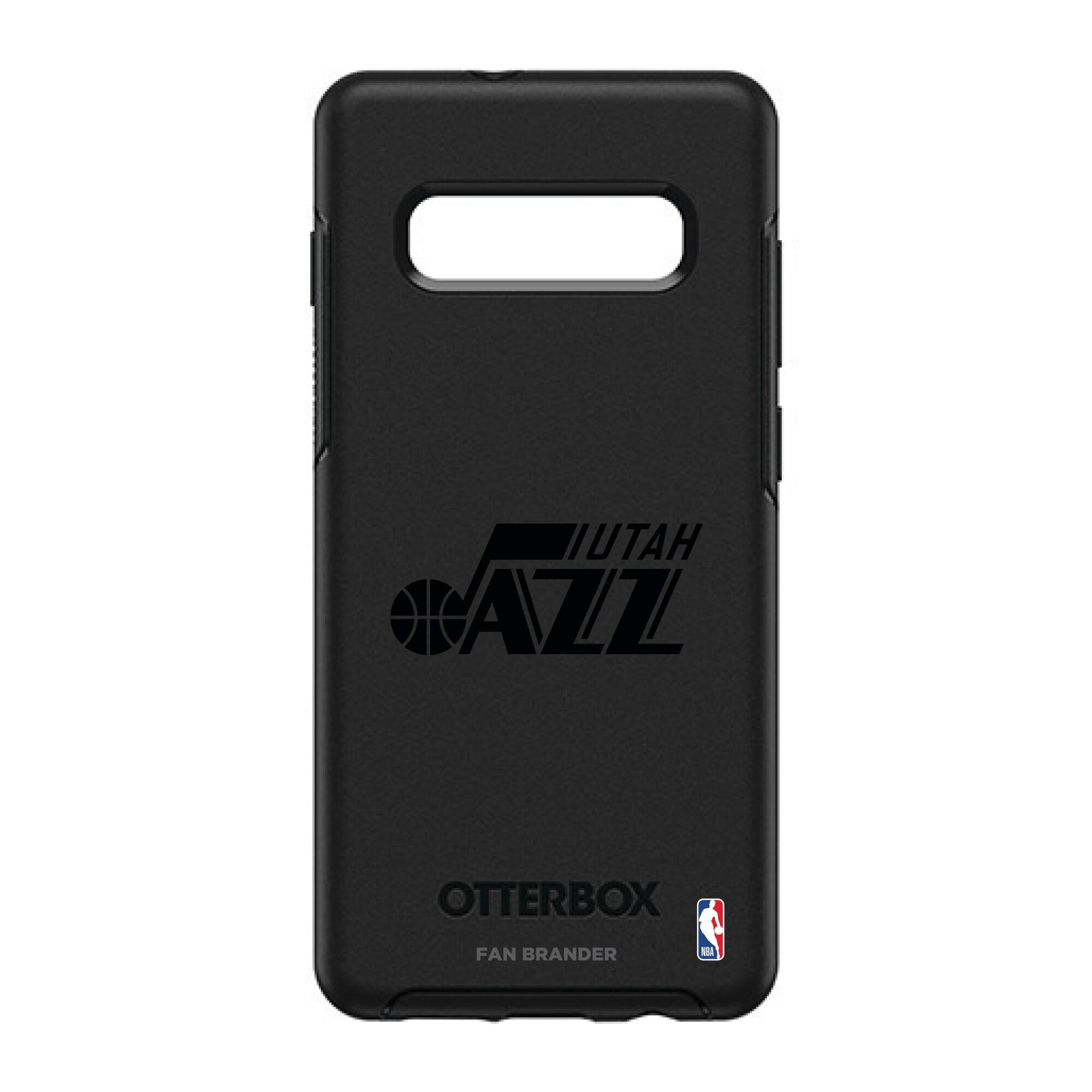 Utah Jazz OtterBox Galaxy Tonal Symmetry Case