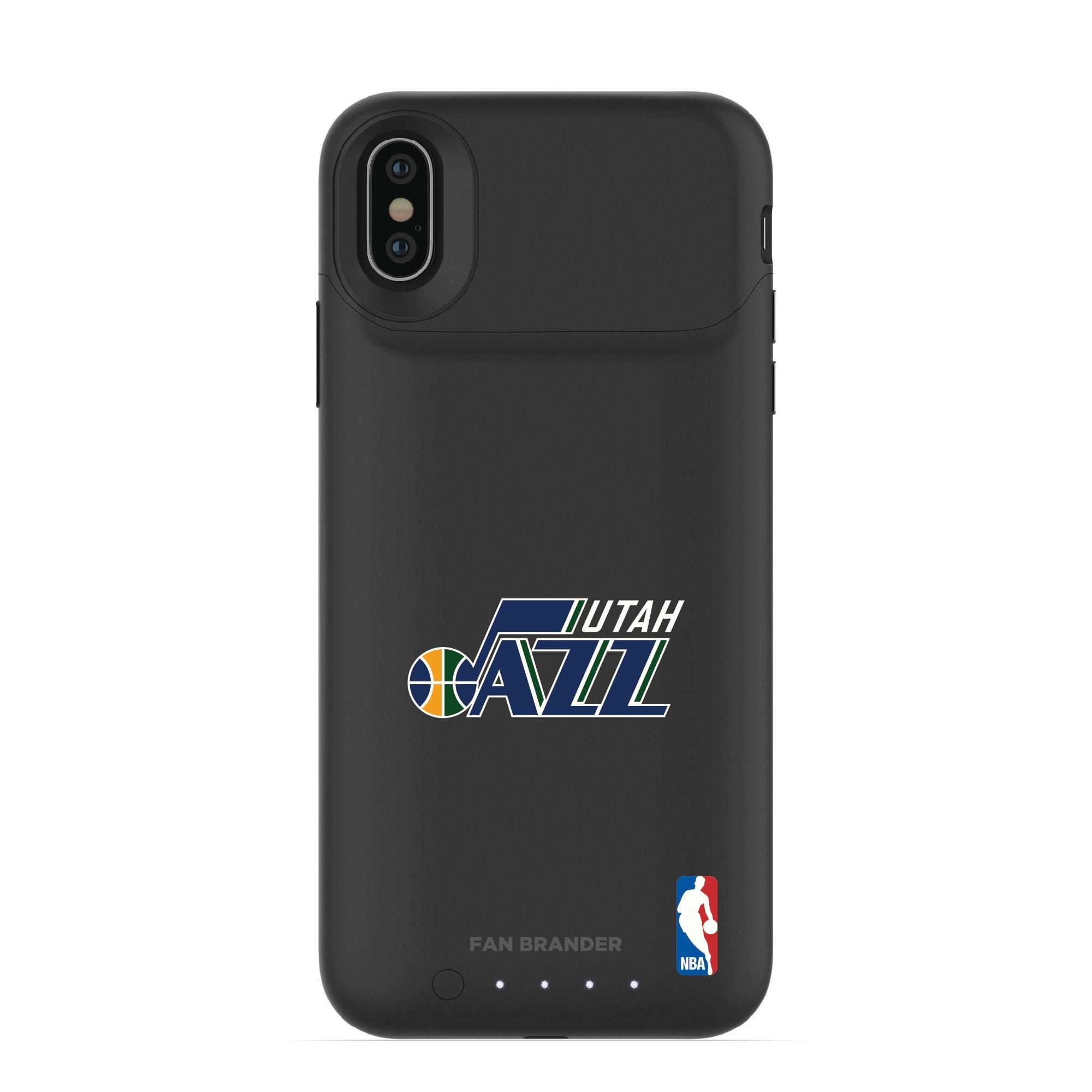Utah Jazz mophie Primary Logo iPhone Case