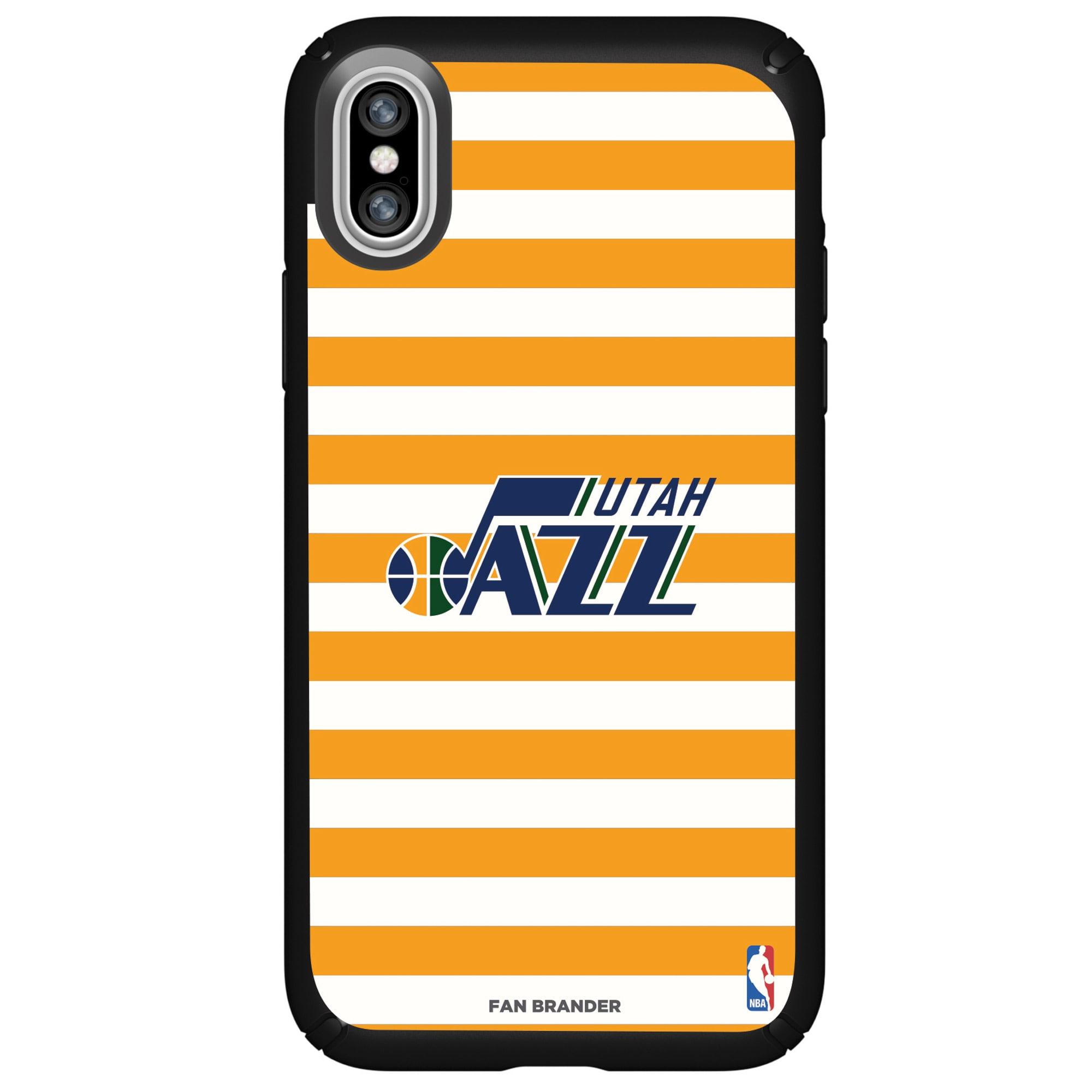 Utah Jazz Speck iPhone Presidio Striped Design Case