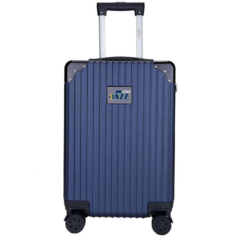 Utah Jazz Premium 21'' Carry-On Hardcase Luggage - Navy