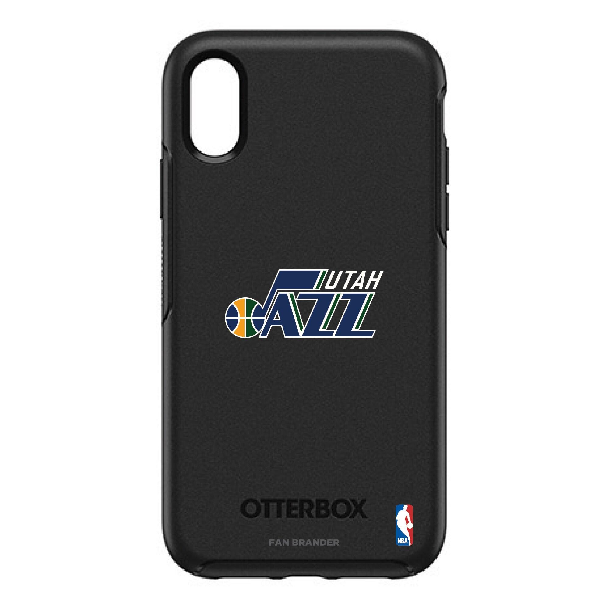 Utah Jazz OtterBox iPhone XR/XS Symmetry Case