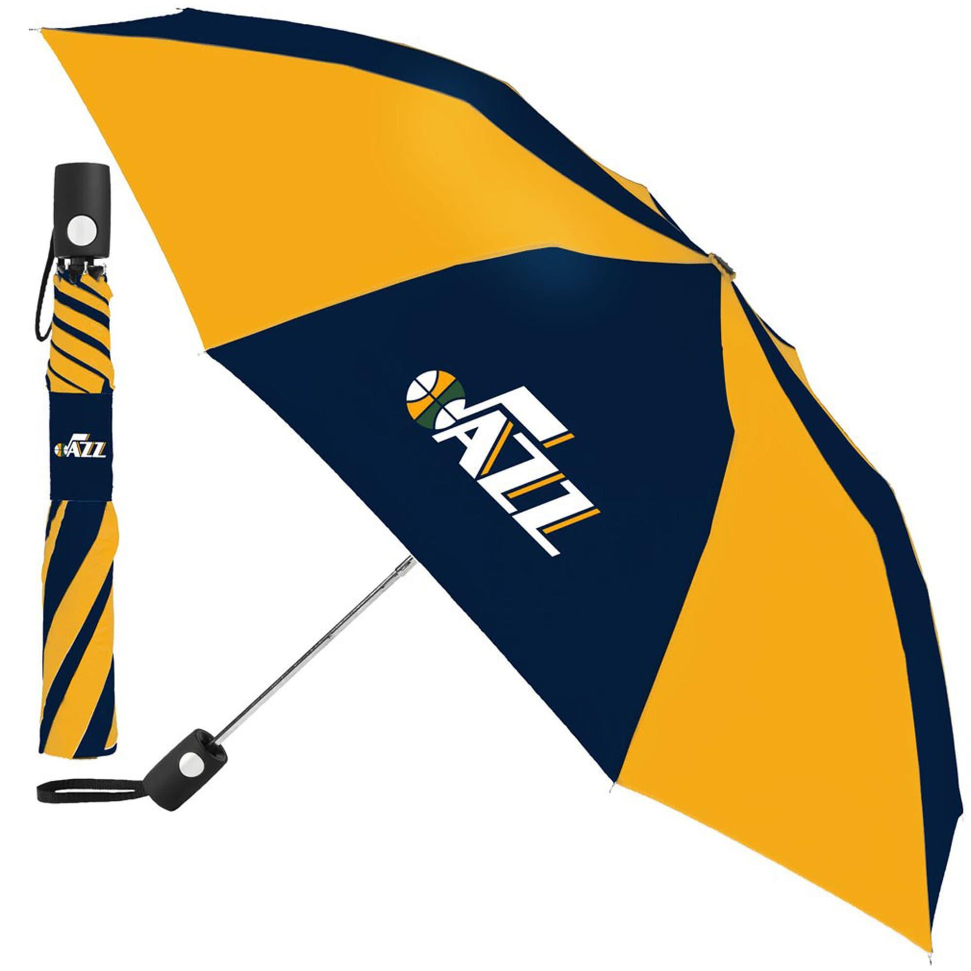 "Utah Jazz WinCraft 42"" Folding Umbrella"