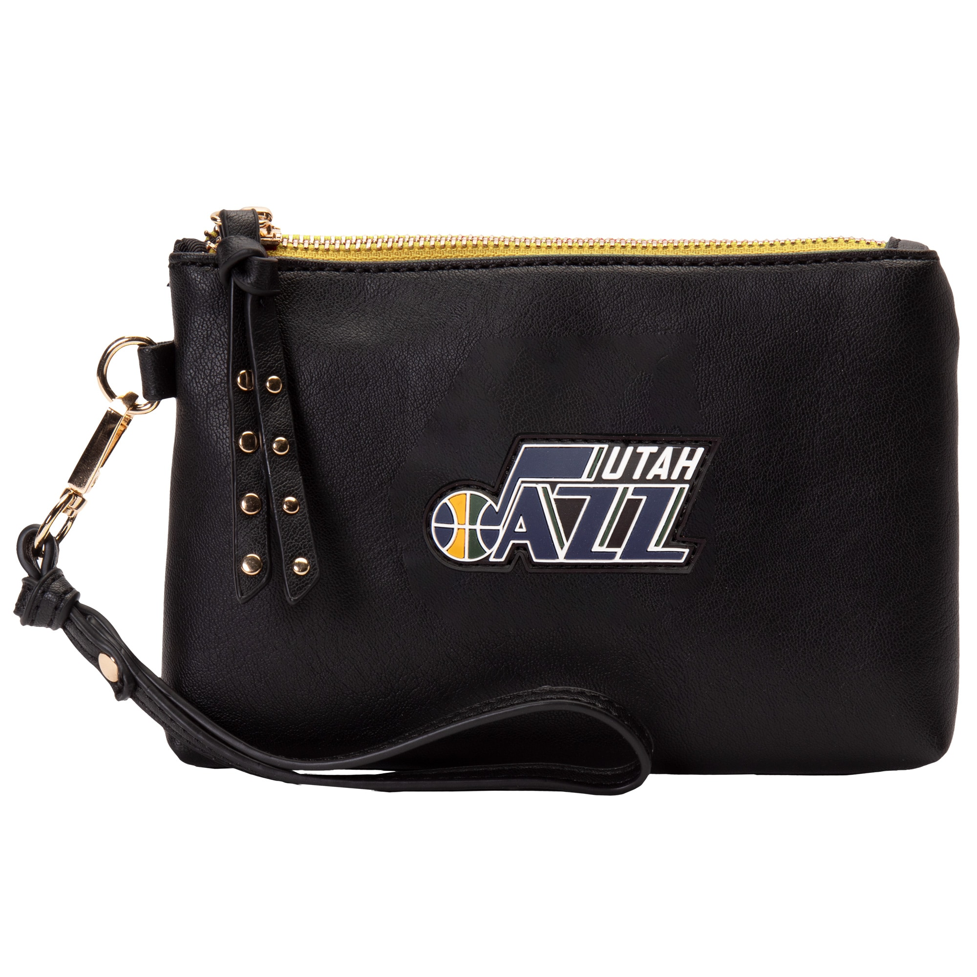 Utah Jazz Wristlet Pouch