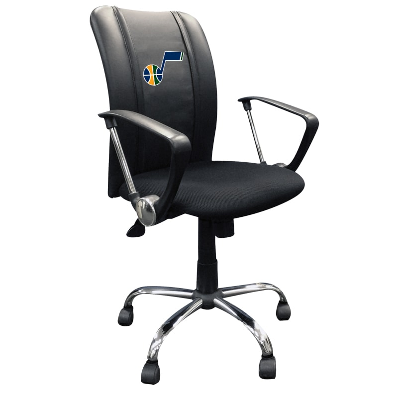 Utah Jazz Curve Task Chair