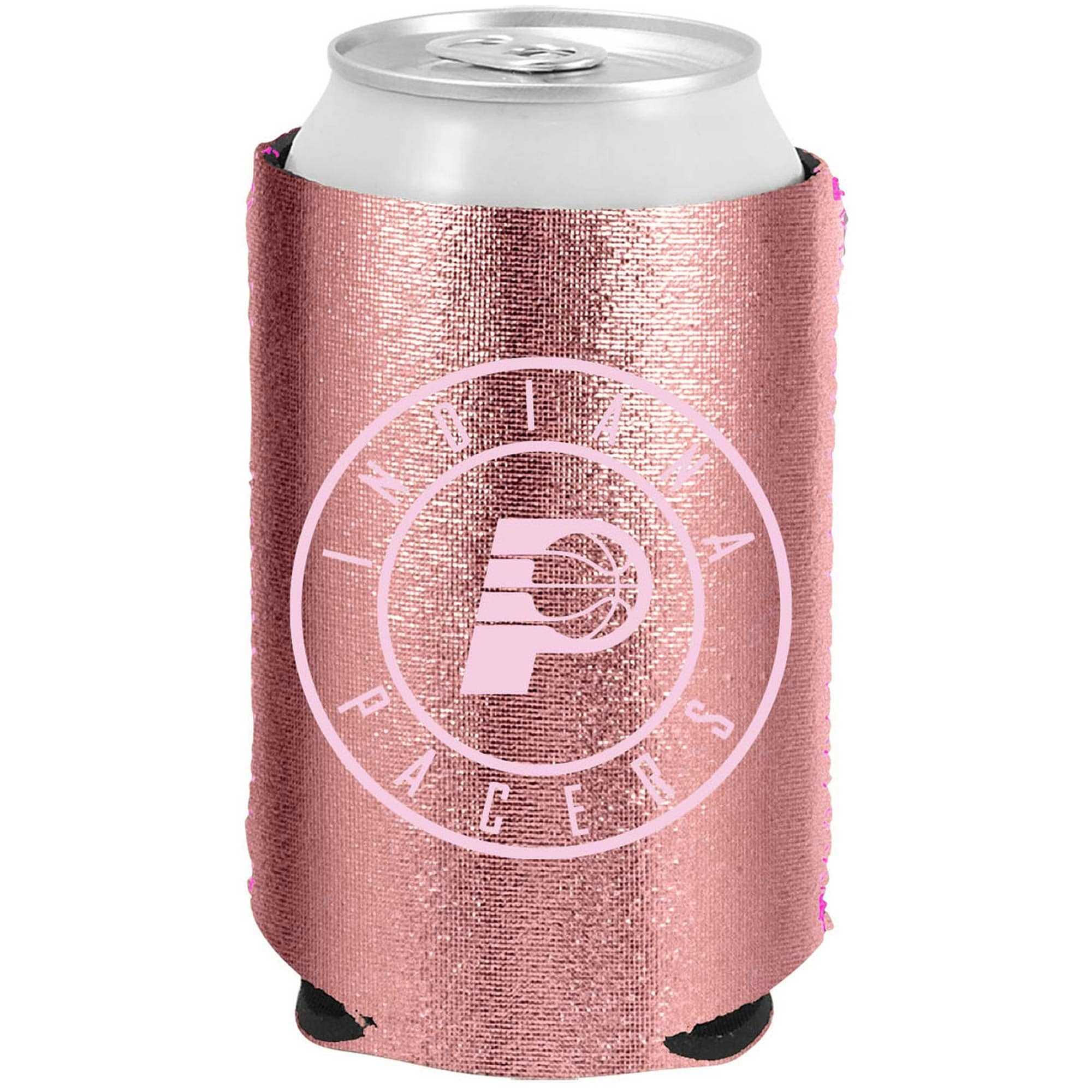 Indiana Pacers 12oz. Rose Gold Can Cooler