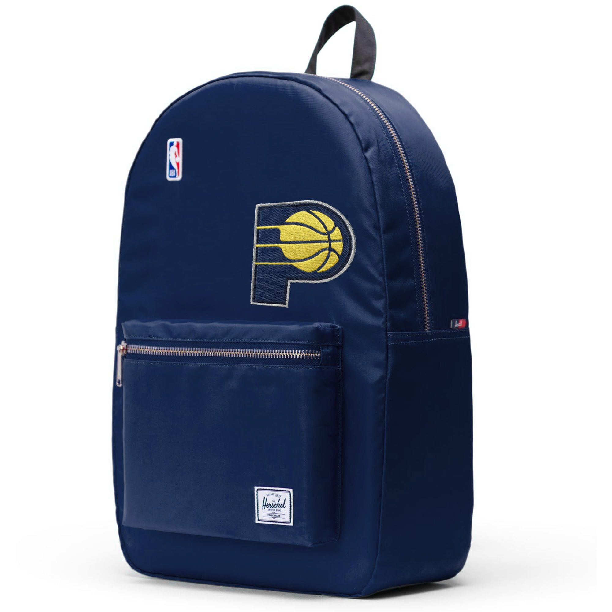 Indiana Pacers Herschel Supply Co. Satin Settlement Backpack - Navy