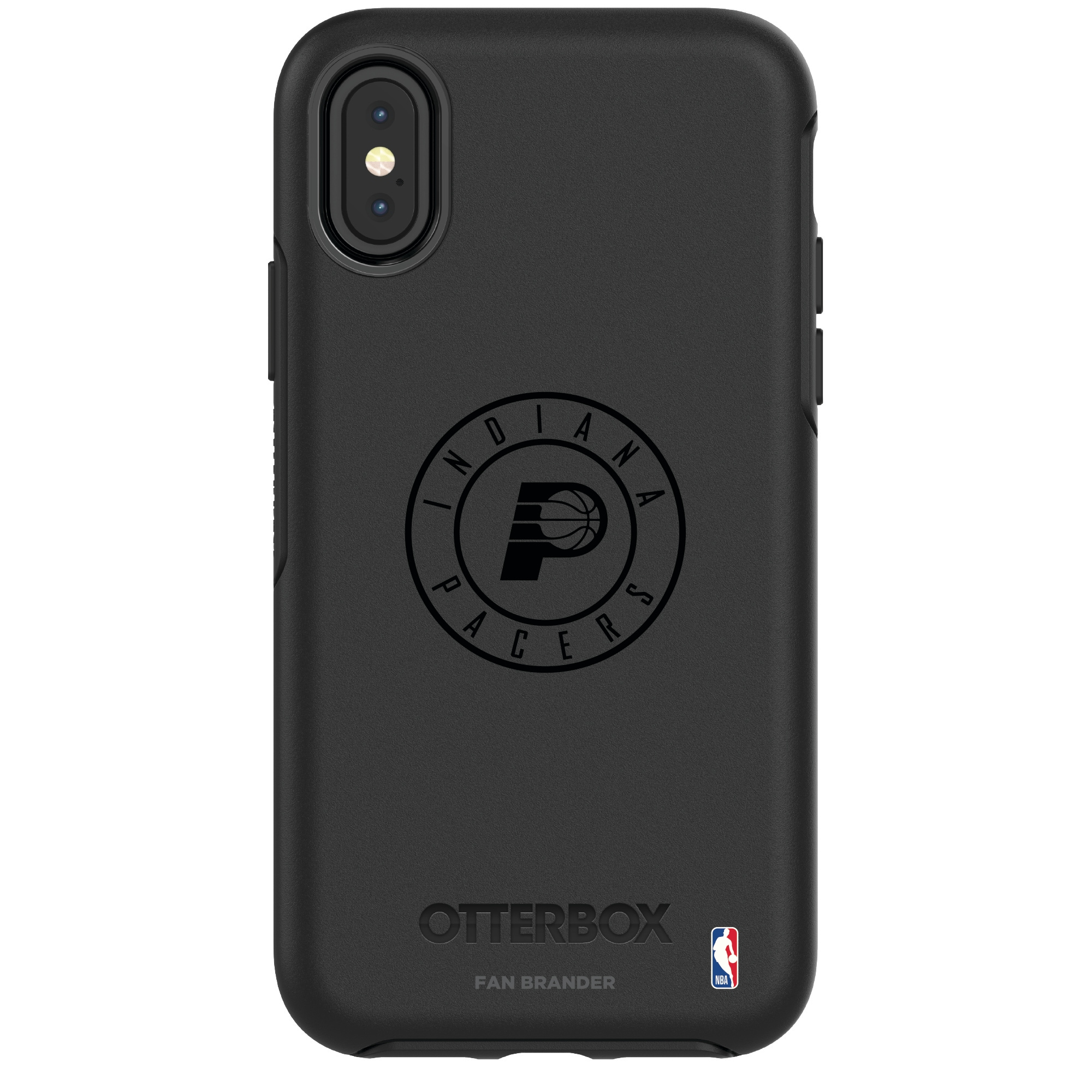 Indiana Pacers OtterBox iPhone Tonal Symmetry Case