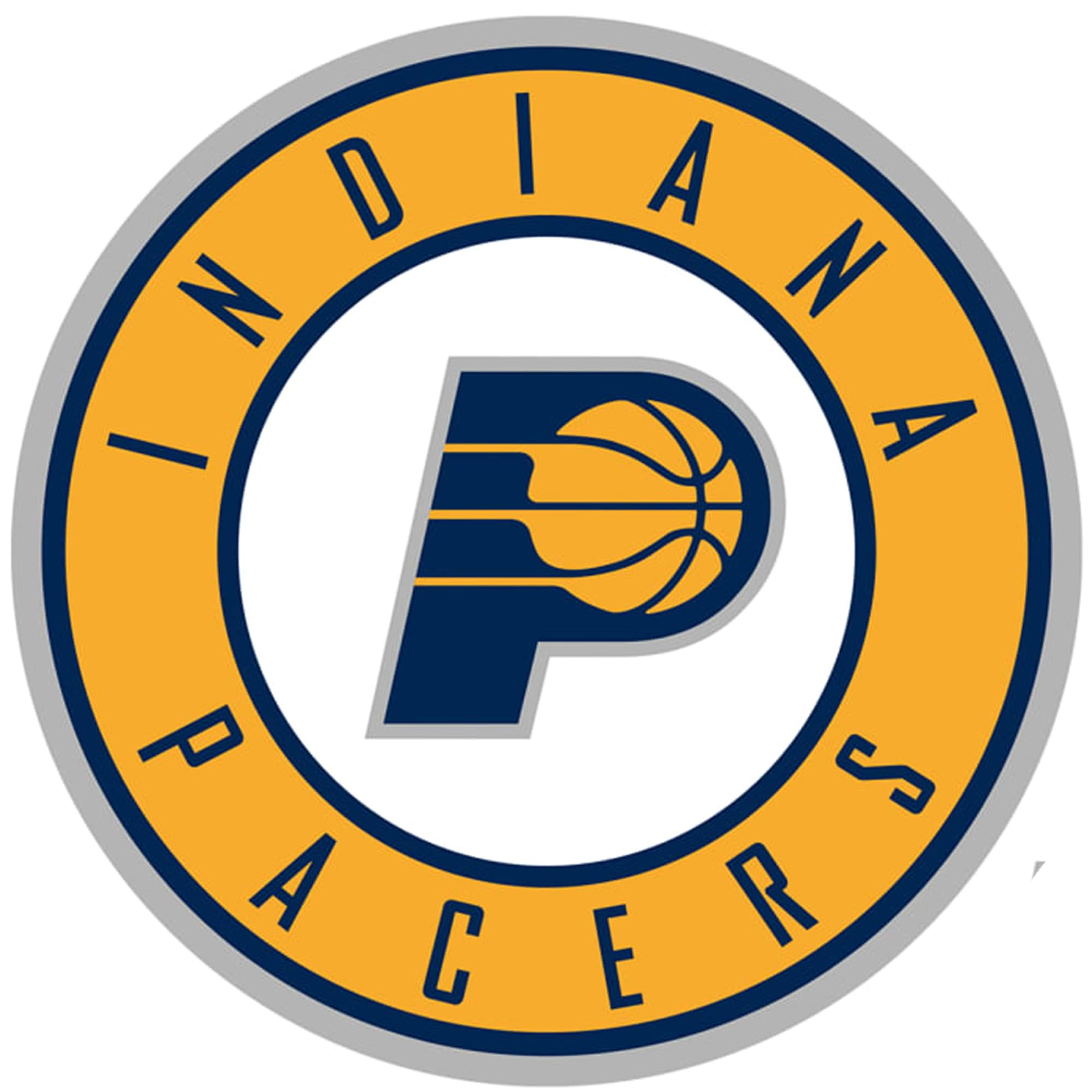 Indiana Pacers Fathead Giant Removable Decal