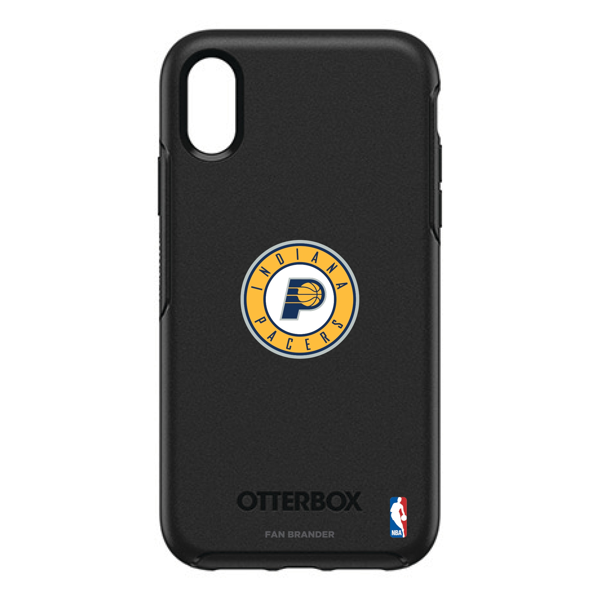 Indiana Pacers OtterBox iPhone XR/XS Symmetry Case