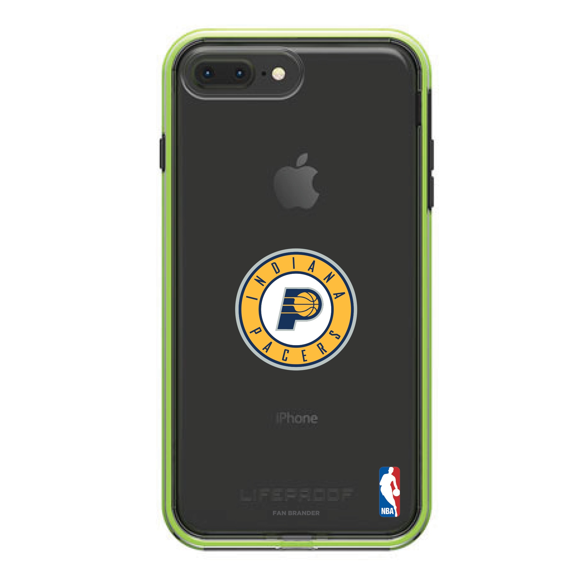 Indiana Pacers LifeProof Night Flash Primary Logo iPhone Case
