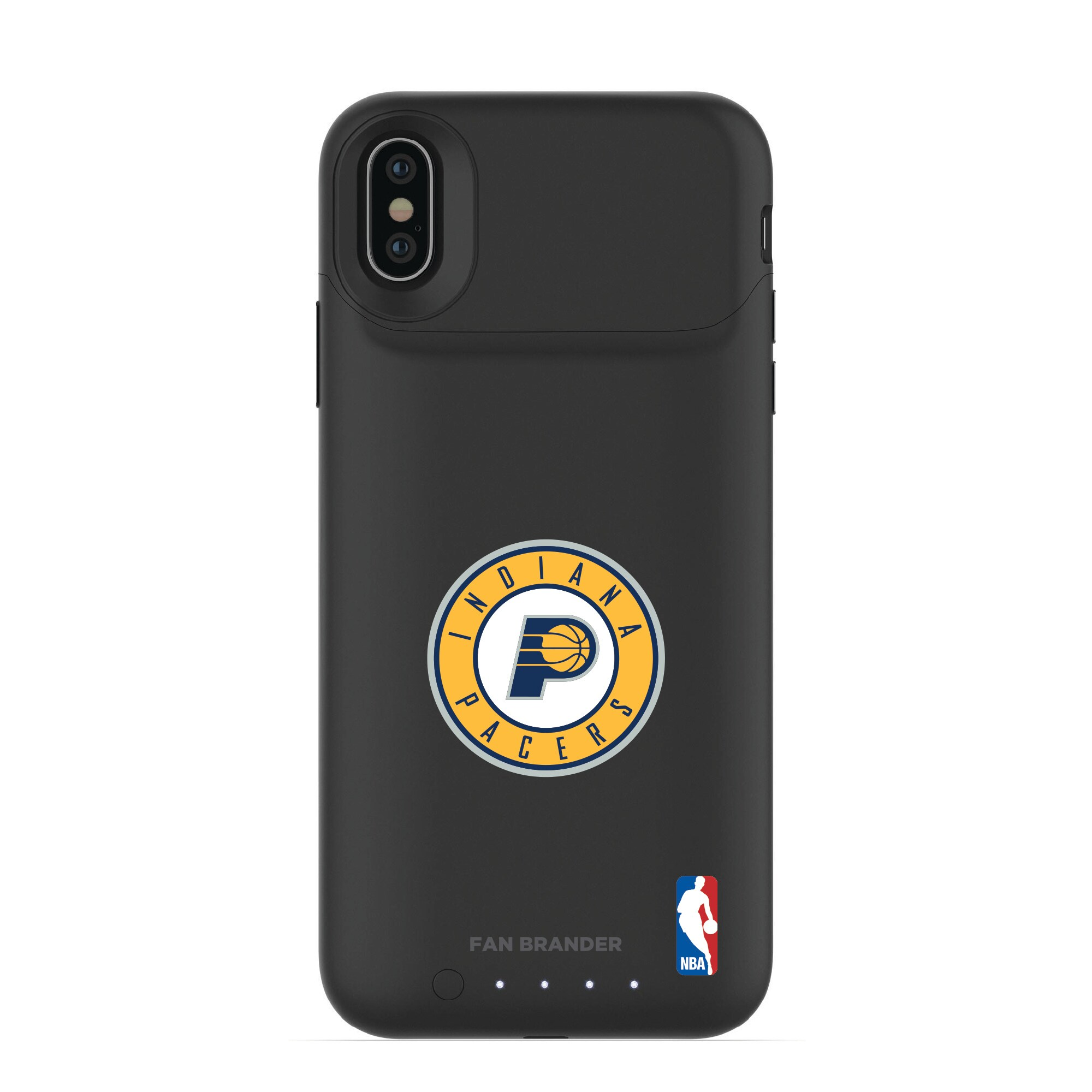 Indiana Pacers mophie Primary Logo iPhone Case