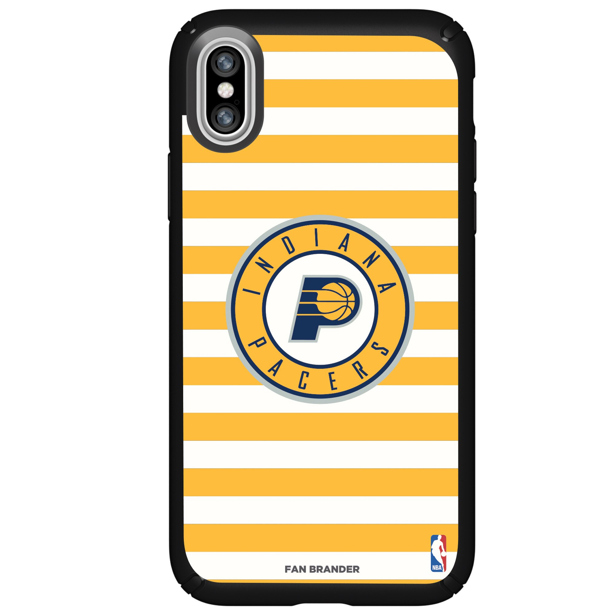 Indiana Pacers Speck iPhone Presidio Striped Design Case