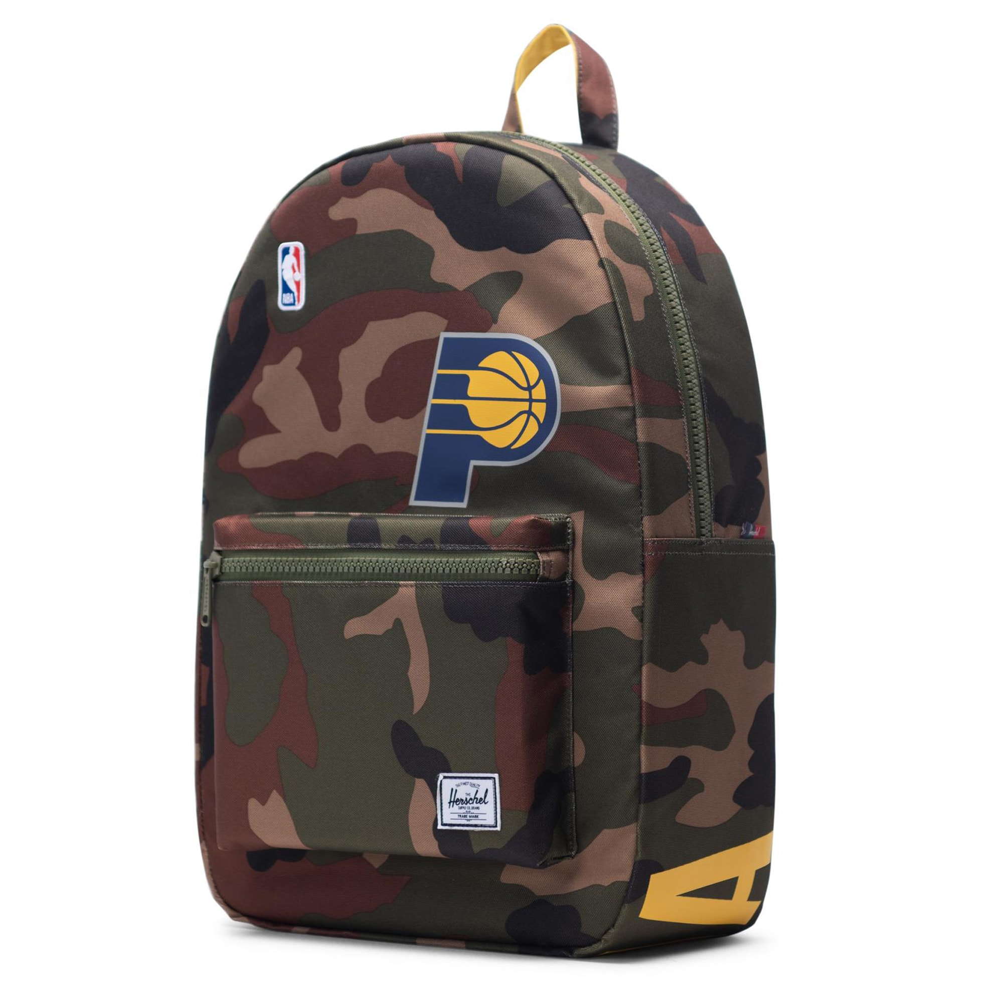 Indiana Pacers Herschel Supply Co. Settlement Camo Backpack