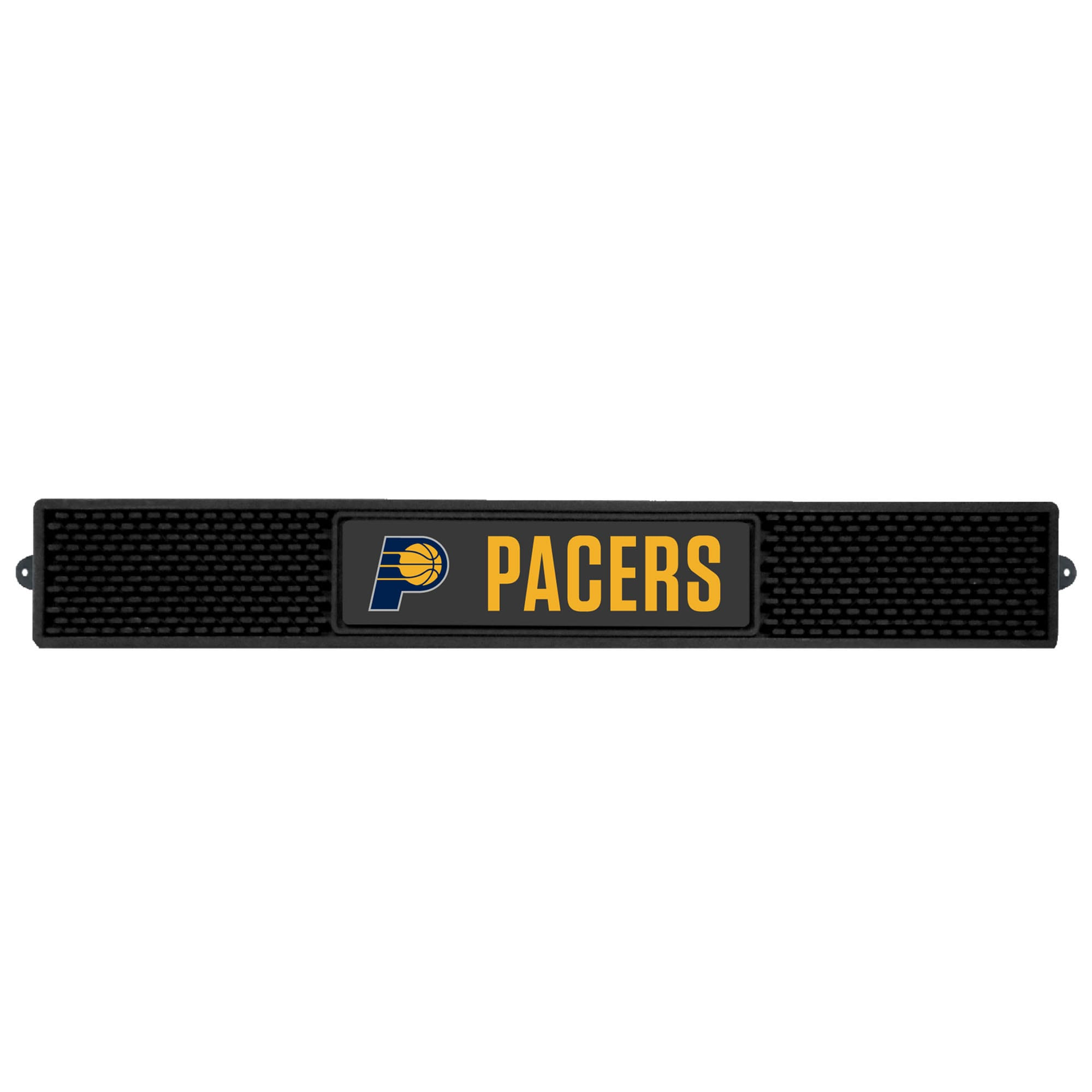 "Indiana Pacers 3.25"" x 24"" Drink Mat"