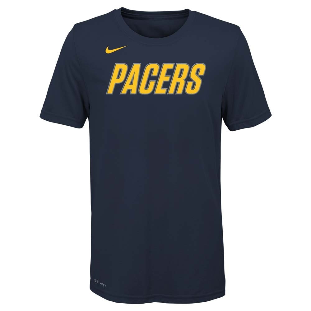 Indiana Pacers Nike Youth City Edition Logo T-Shirt - Navy