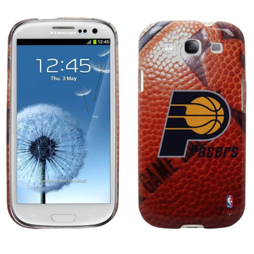 Indiana Pacers Samsung Galaxy Game Ball S3 Case