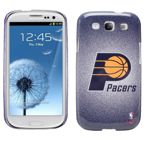 Indiana Pacers Samsung Galaxy S3 Case - Navy Blue/Gold