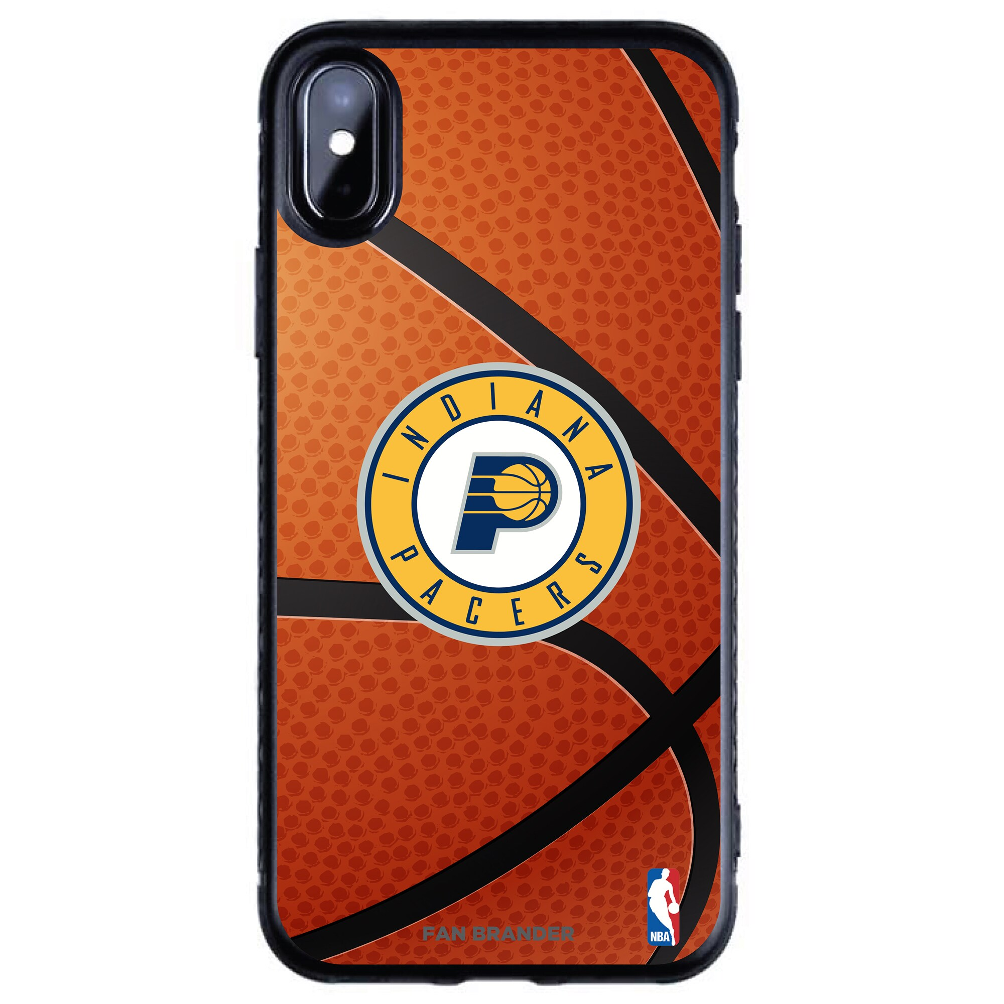Indiana Pacers Primary Mark iPhone Case