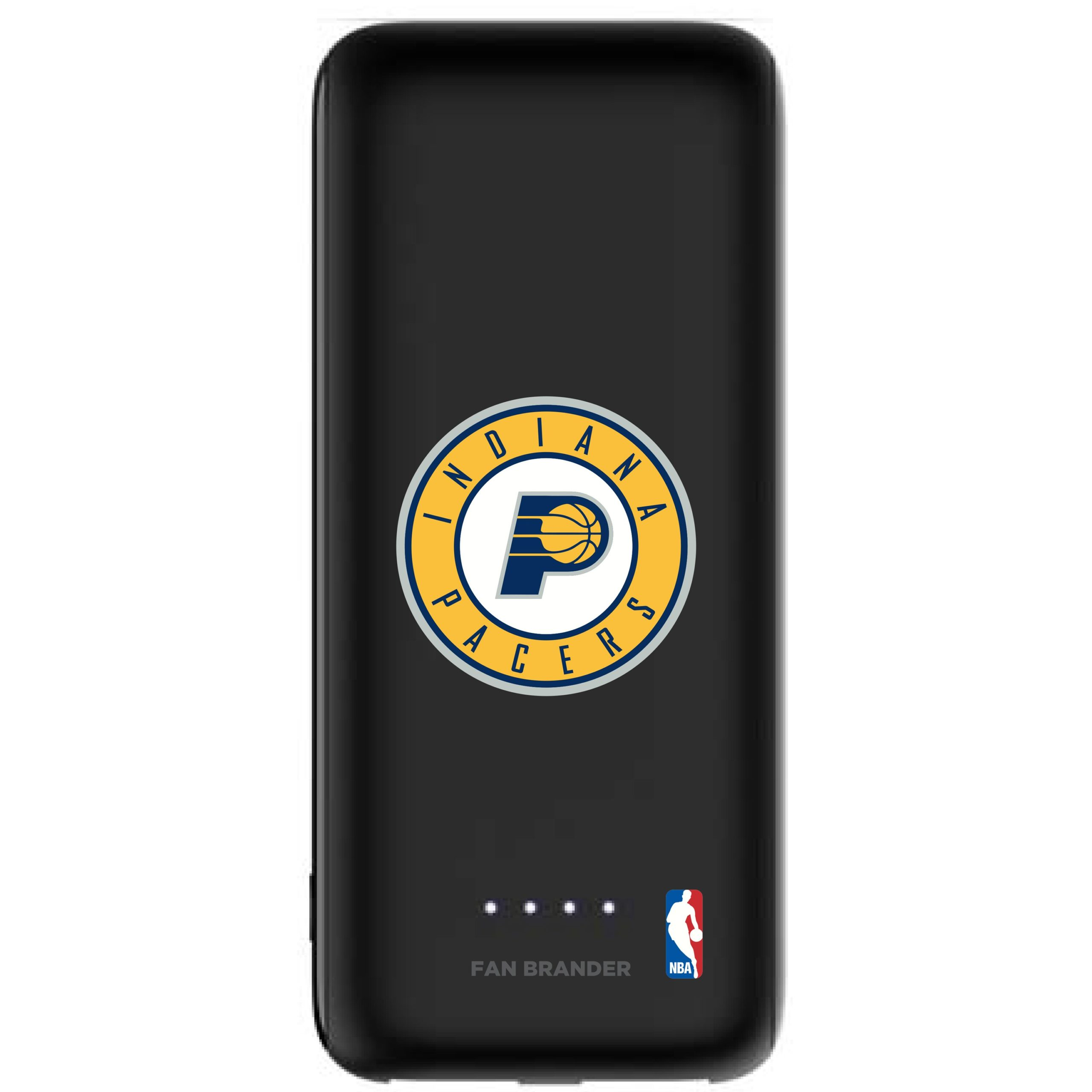 Indiana Pacers mophie 5200 mAh Universal Battery Power Boost