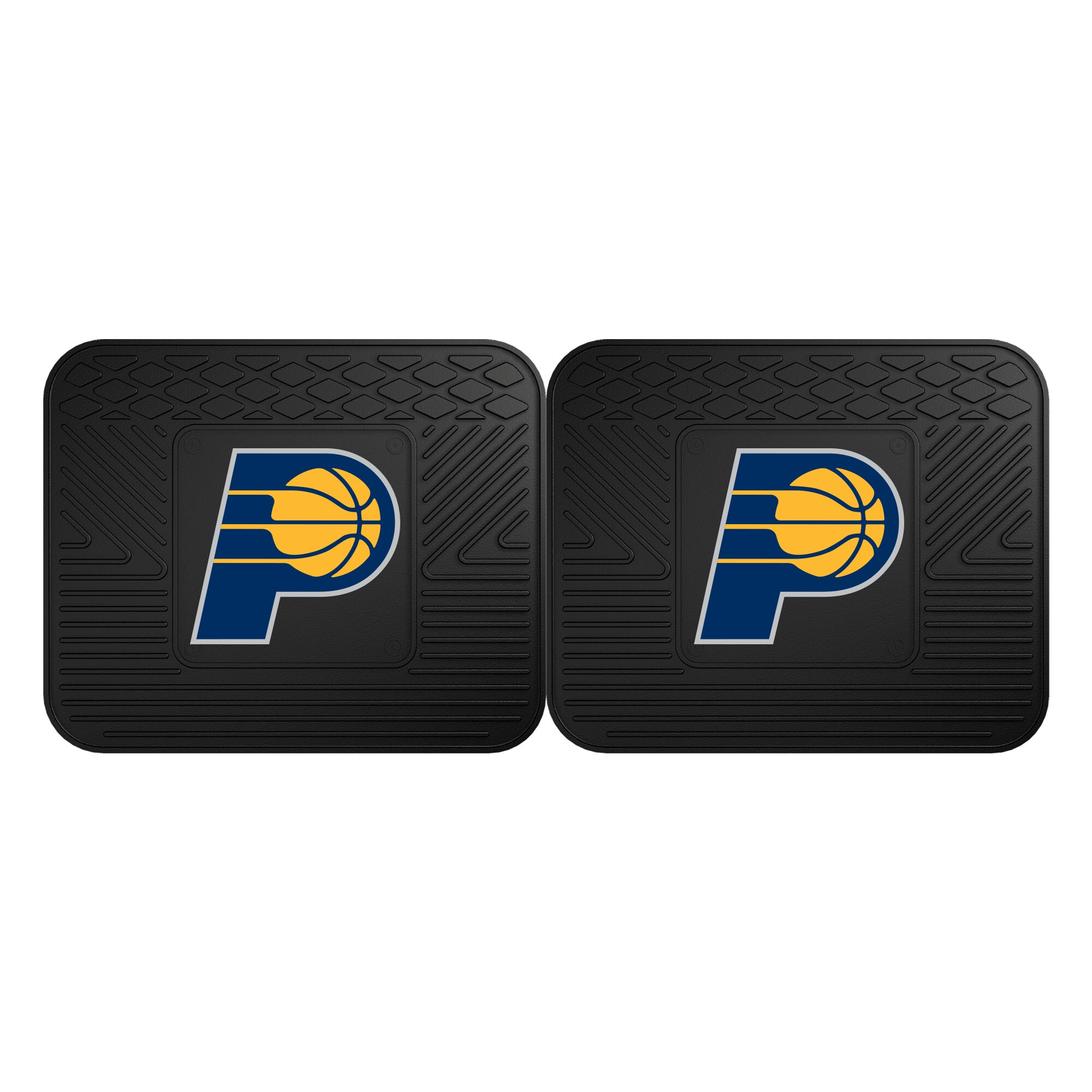 Indiana Pacers 2-Pack Utility Mat Set