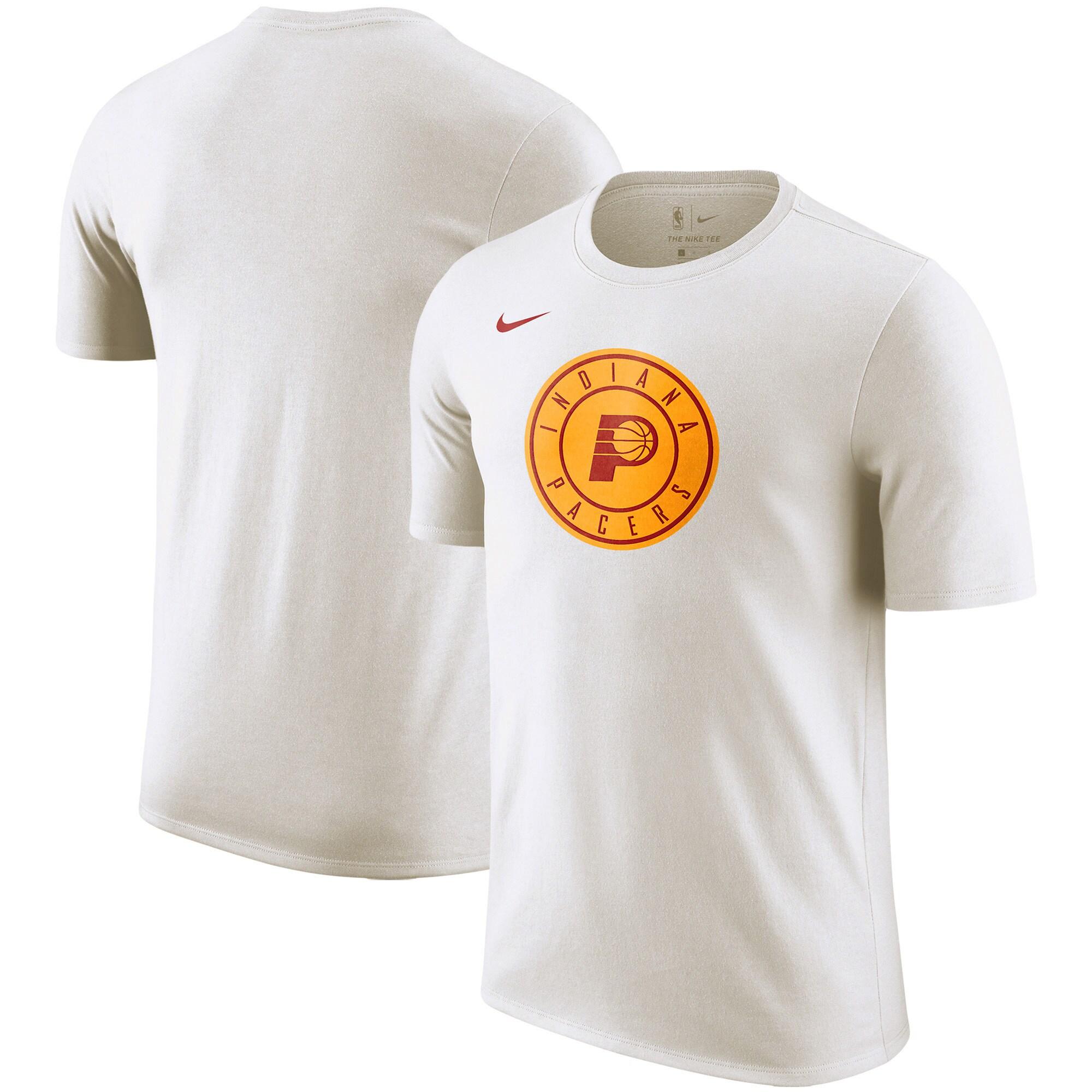 Indiana Pacers Nike Hardwood Classics T-Shirt - White