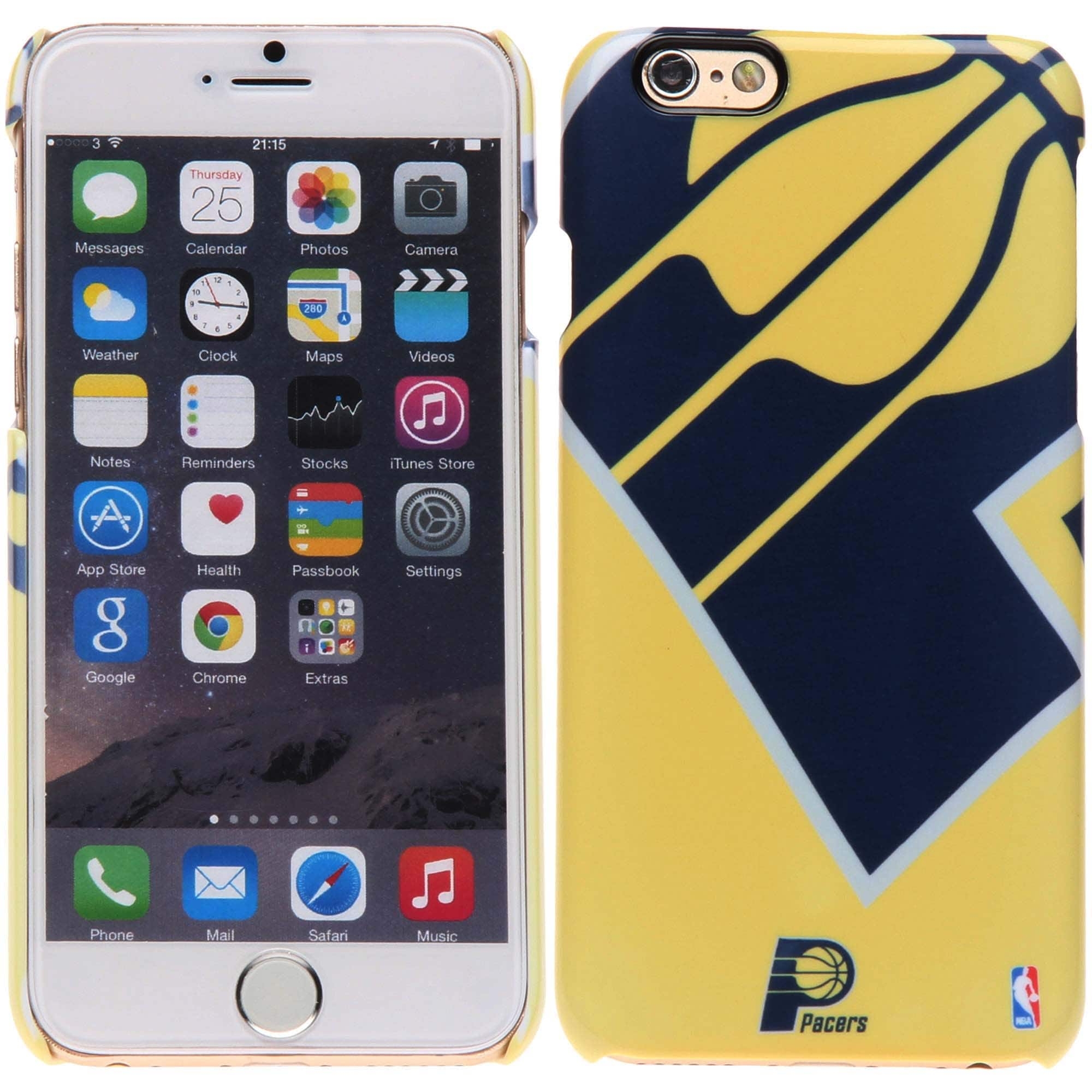 Indiana Pacers iPhone 6 XXL Graphic Cell Phone Case