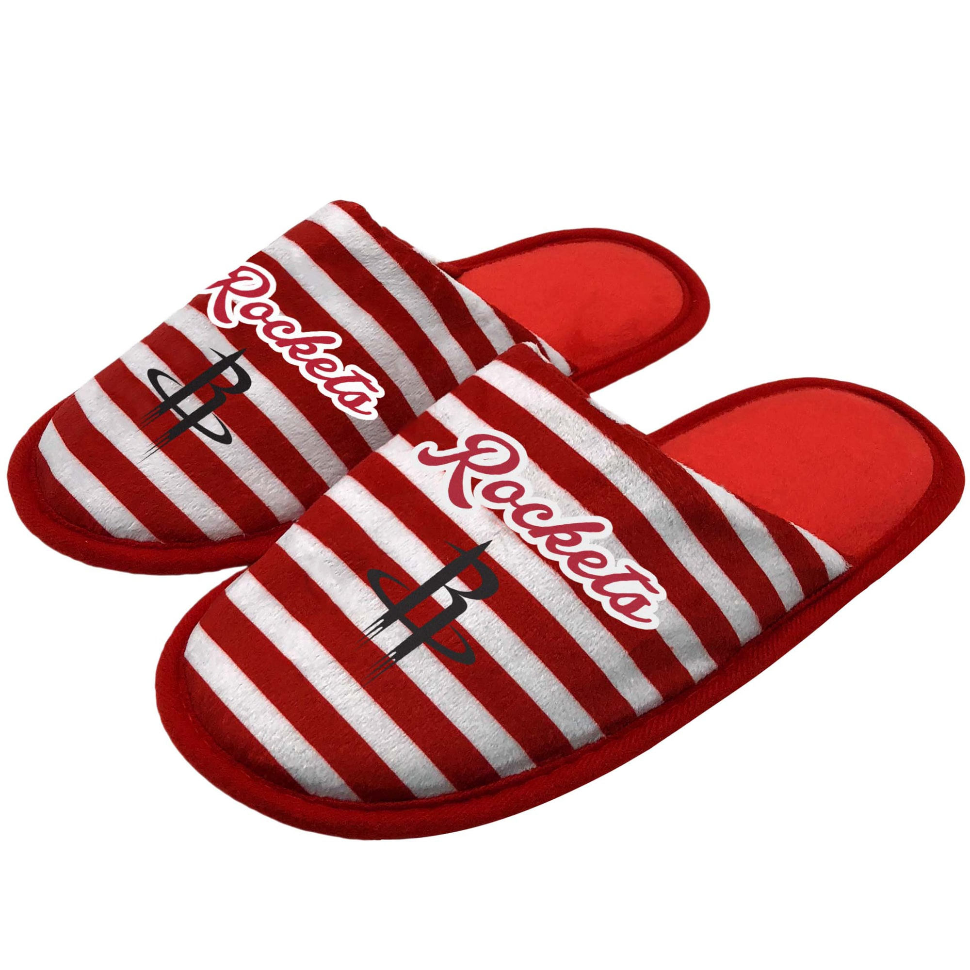 Houston Rockets Women's Scuff Slippers