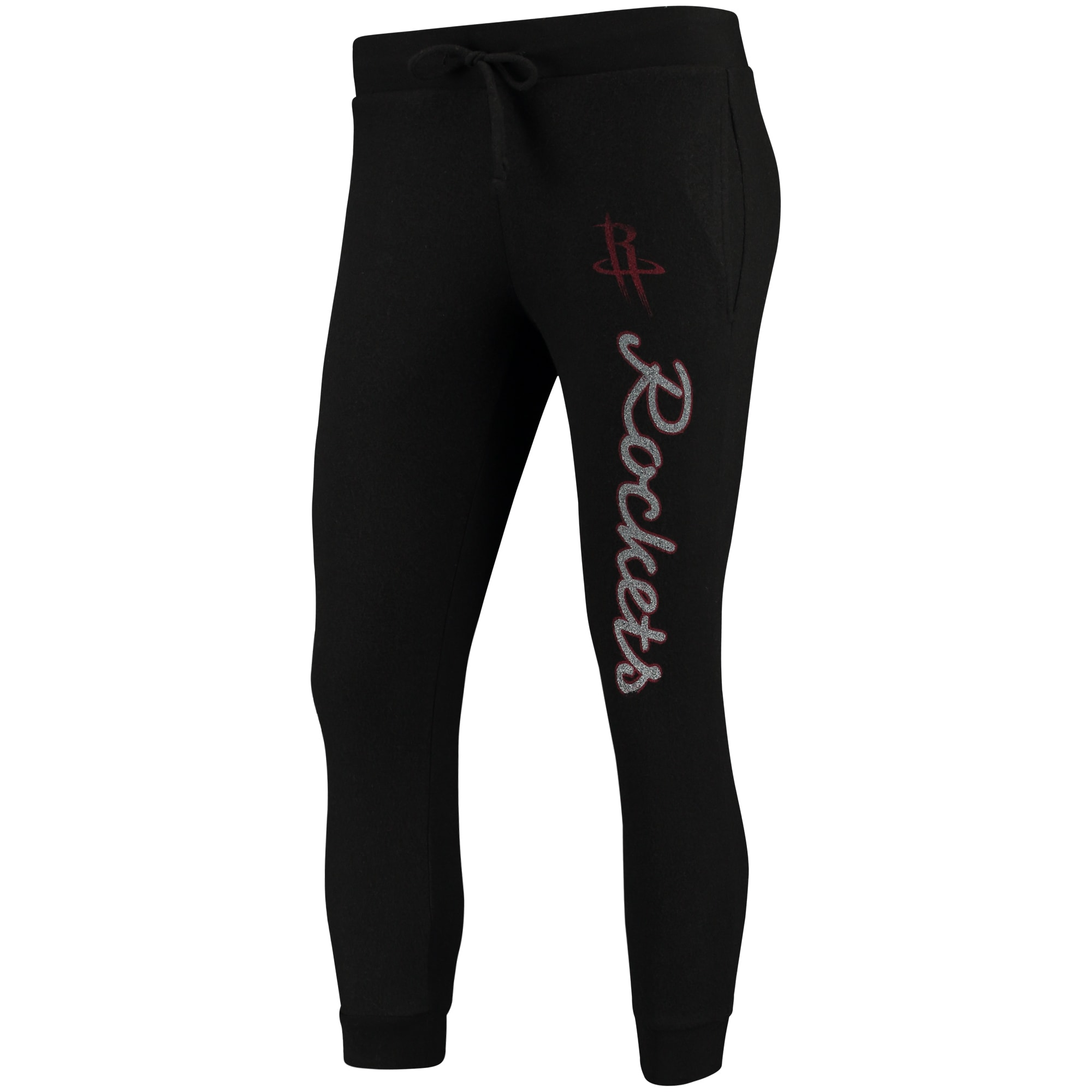 Houston Rockets Fanatics Branded Women's Steadfast Cozy Jogger Pant - Black