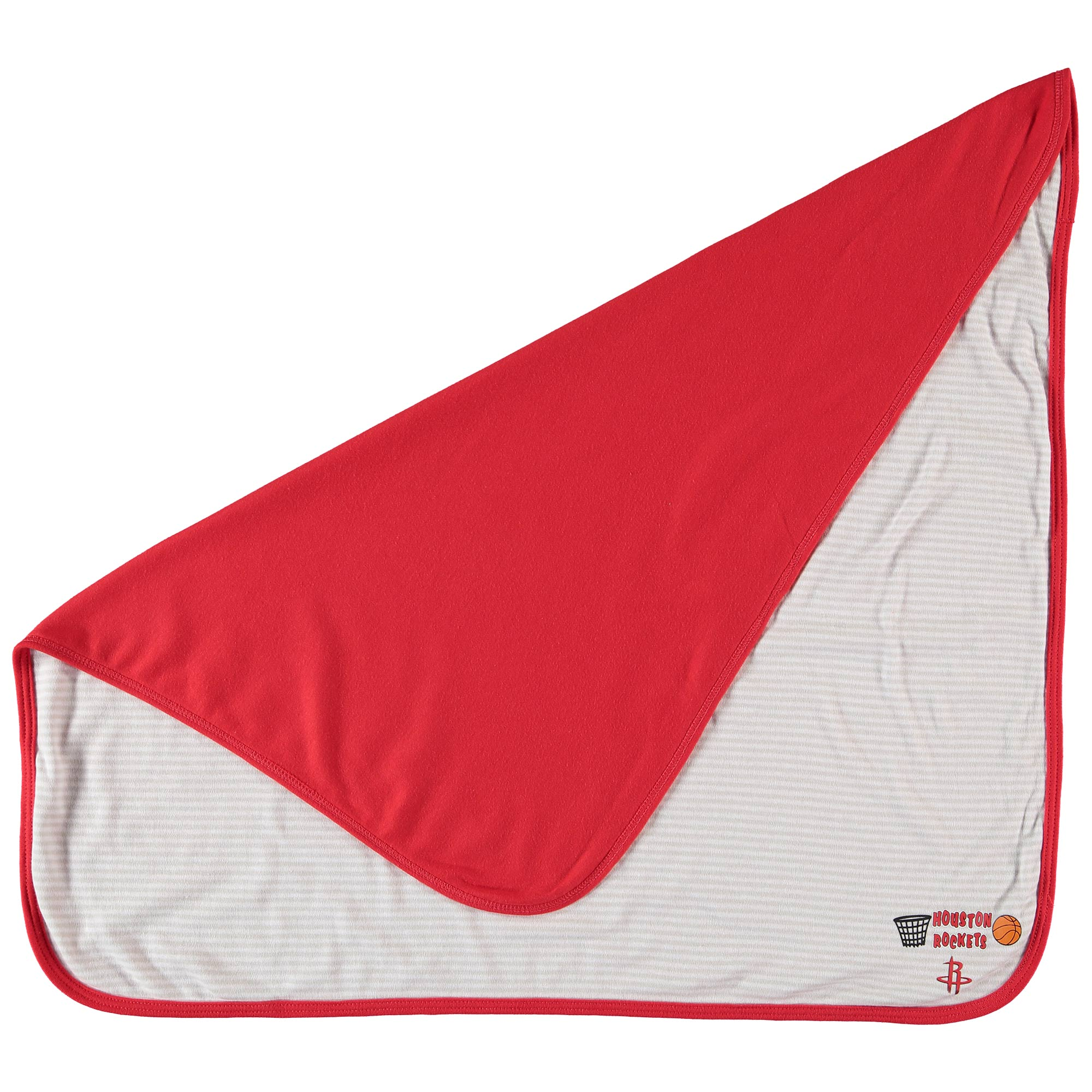 Houston Rockets Infant Lil Kicker Baby Blanket - Red