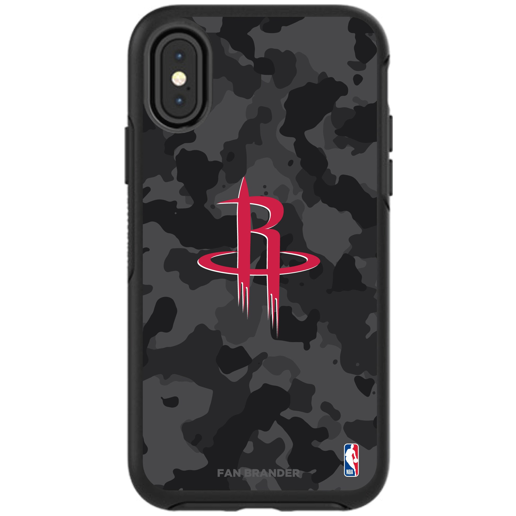 Houston Rockets OtterBox Urban Camo iPhone Case
