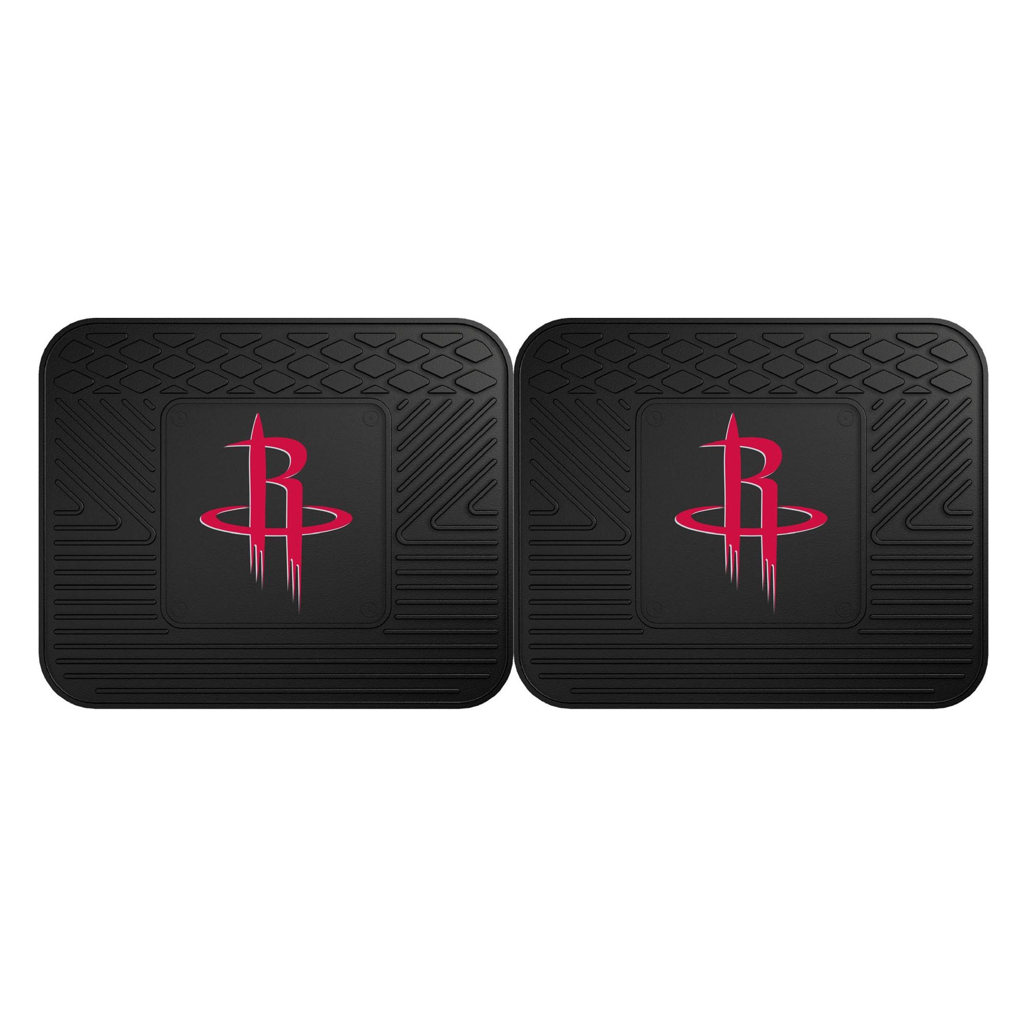 Houston Rockets 2-Pack Utility Mat Set