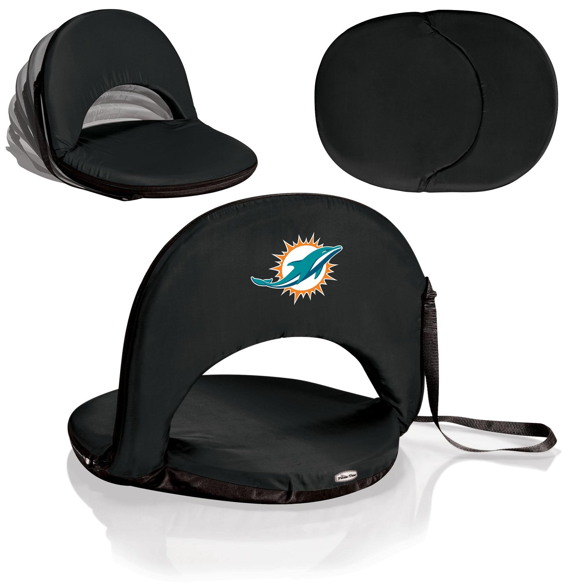 Miami Dolphins Oniva Stadium Seat - Black