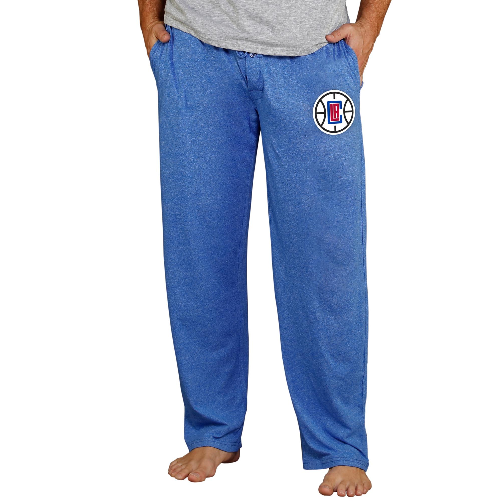 LA Clippers Concepts Sport Quest Knit Pants - Royal