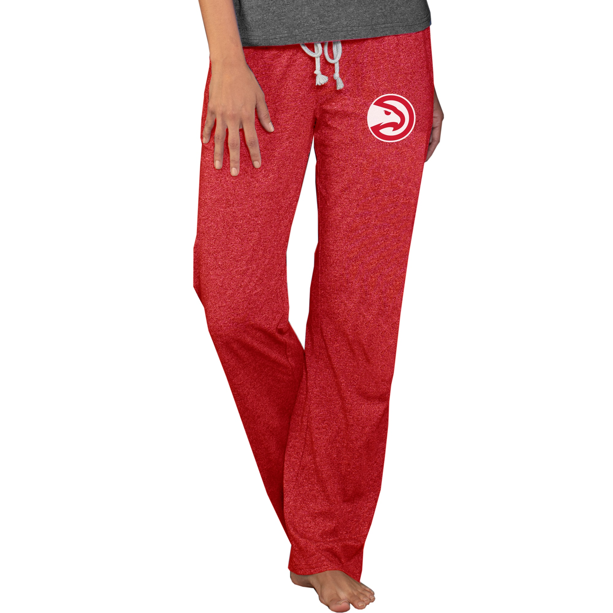 Atlanta Hawks Concepts Sport Women's Quest Knit Lounge Pants - Red