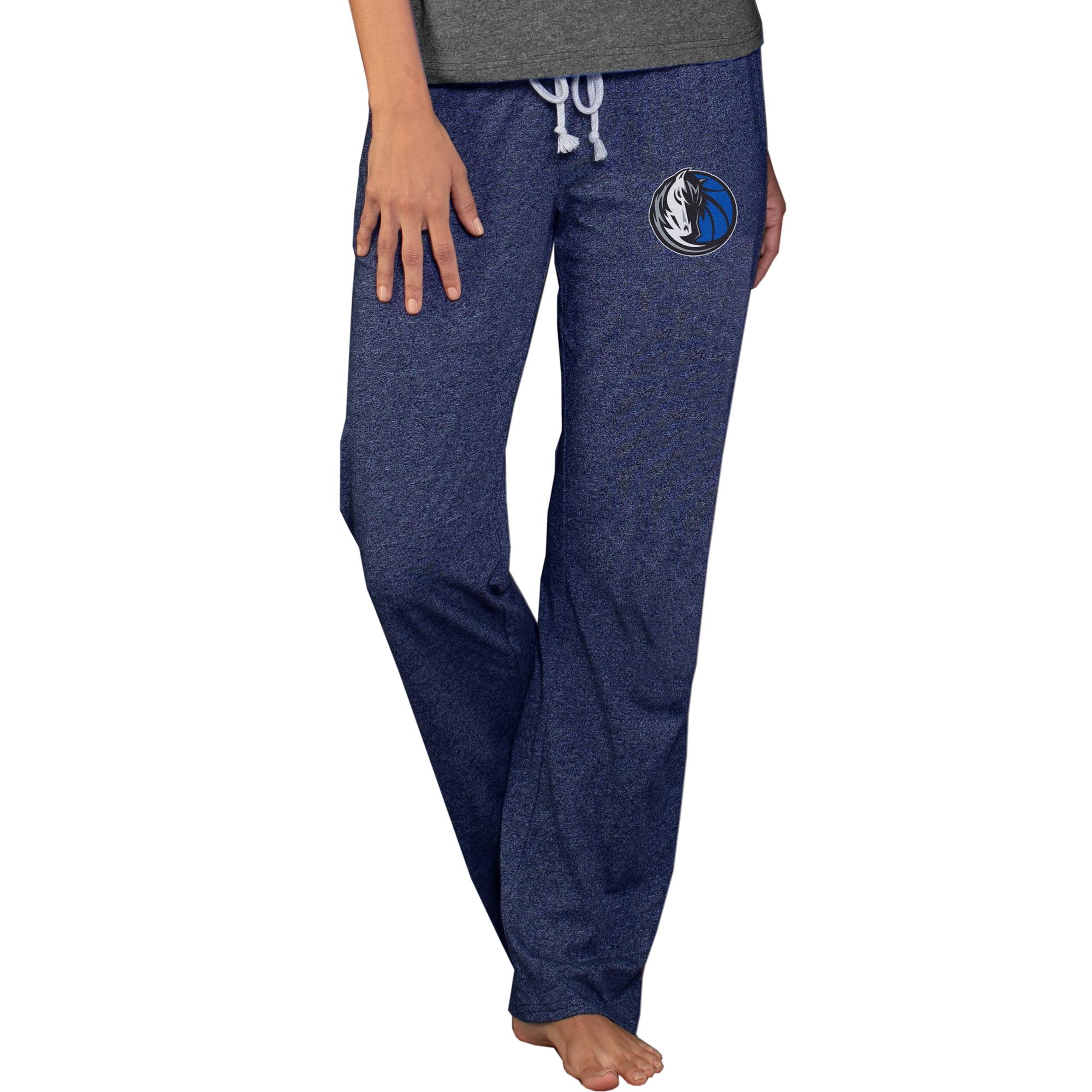 Dallas Mavericks Concepts Sport Women's Quest Knit Pants - Navy