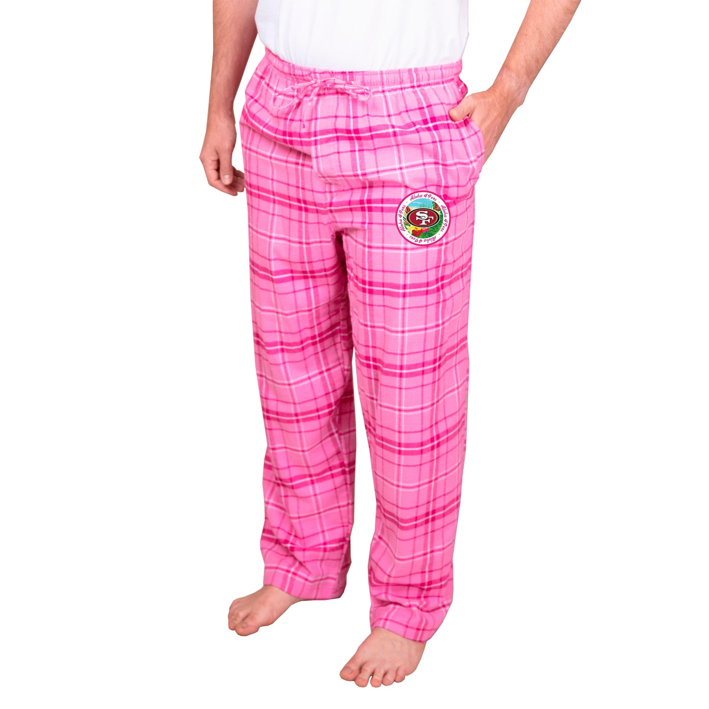 San Francisco 49ers Concepts Sport Ultimate Pants - Pink