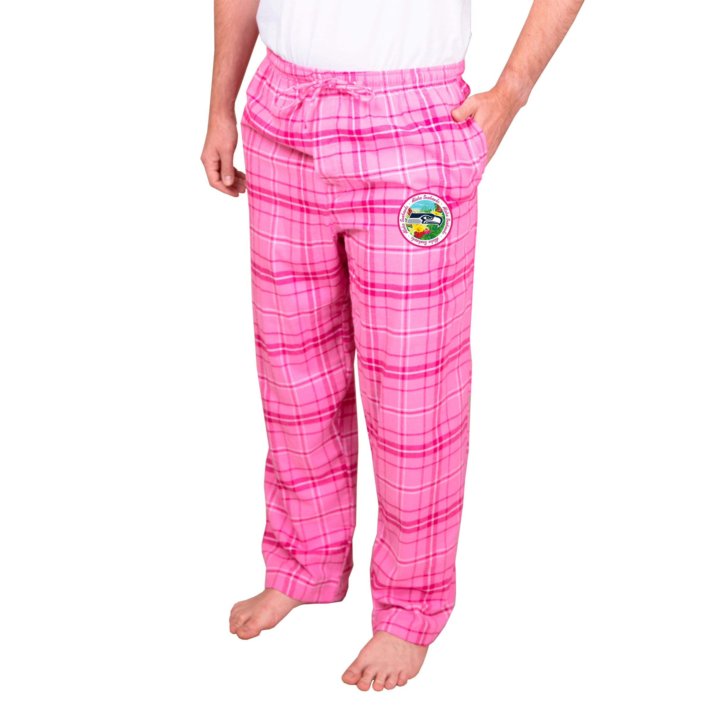 Seattle Seahawks Concepts Sport Ultimate Pants - Pink
