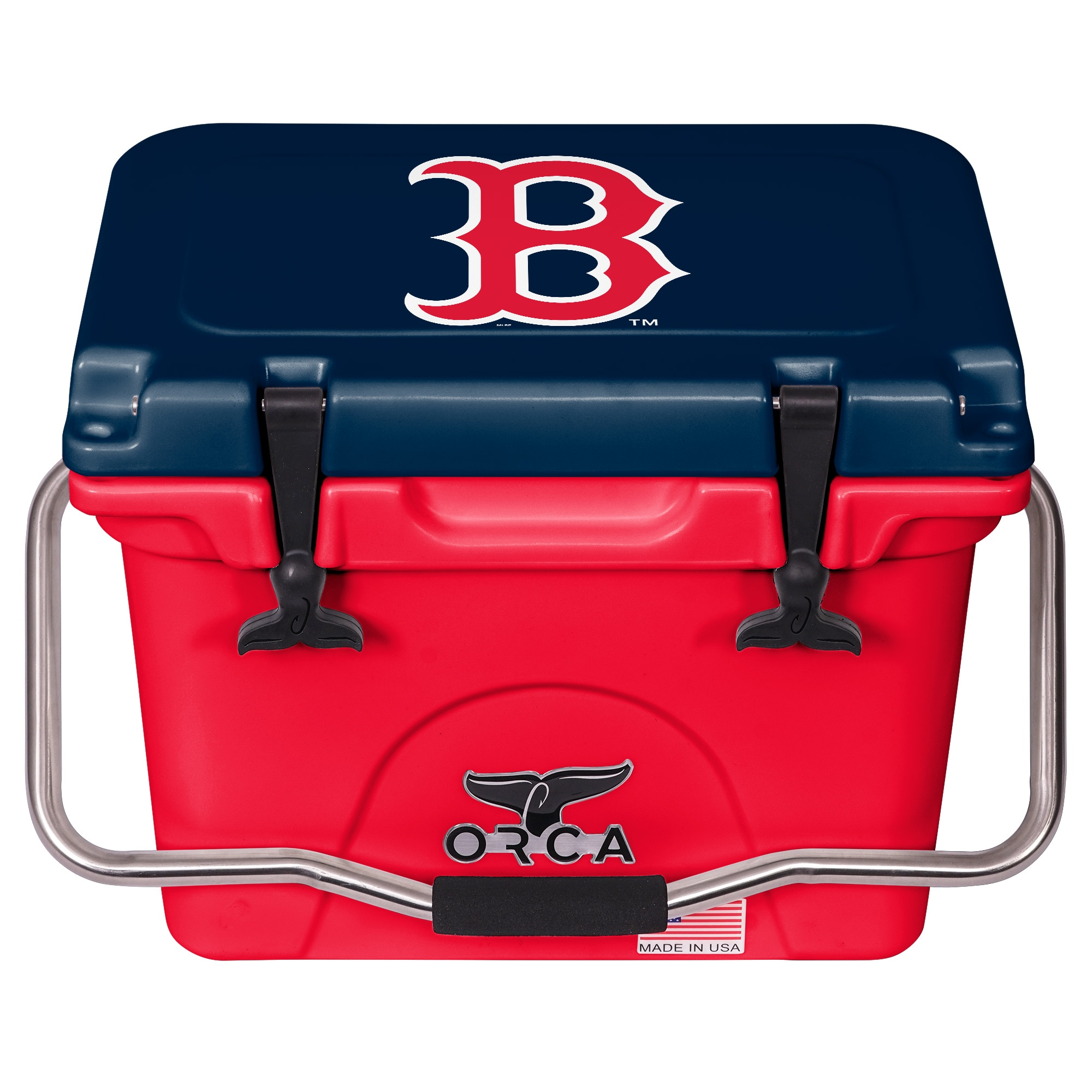 Boston Red Sox ORCA 20-Quart Hard-Sided Cooler