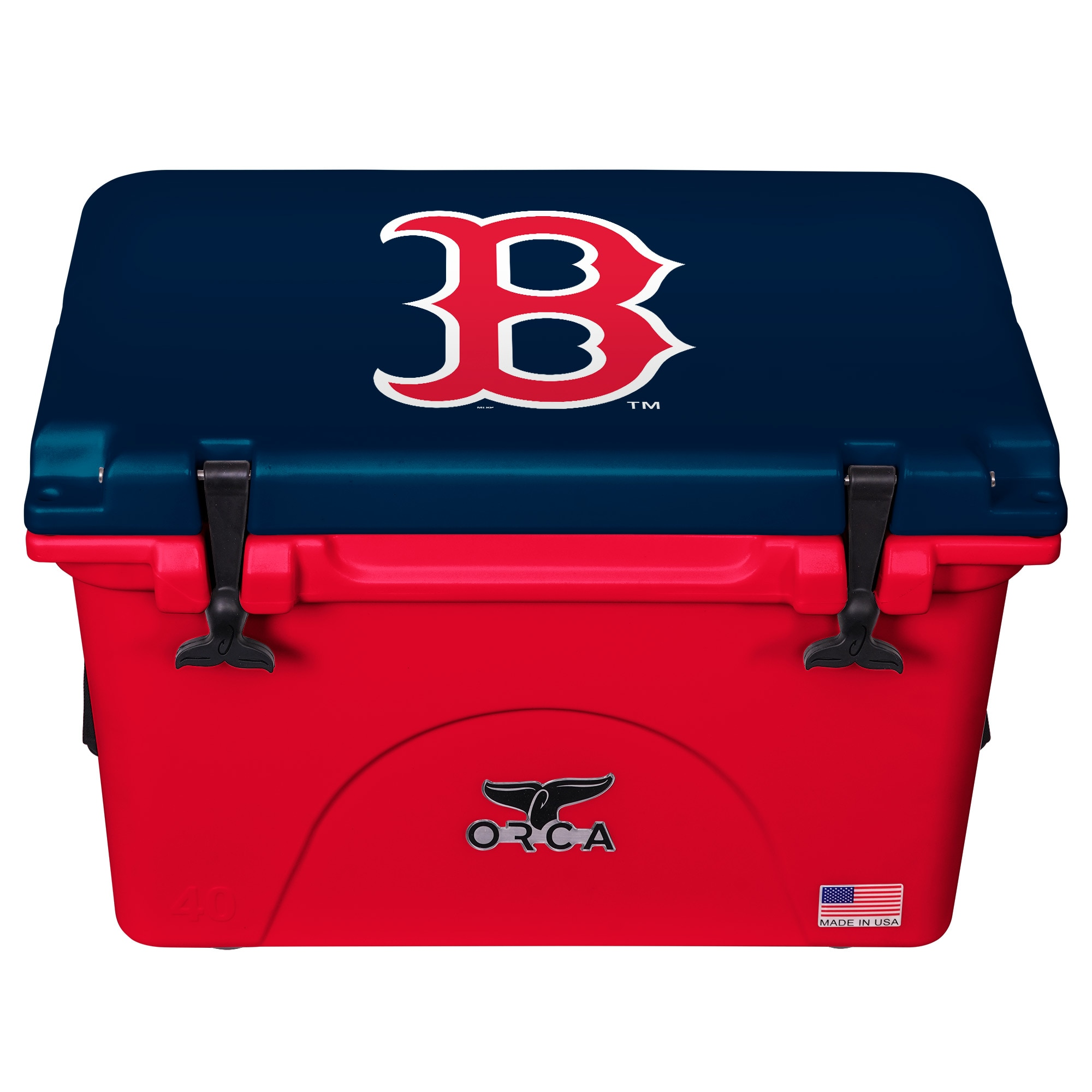 Boston Red Sox ORCA 40-Quart Hard-Sided Cooler