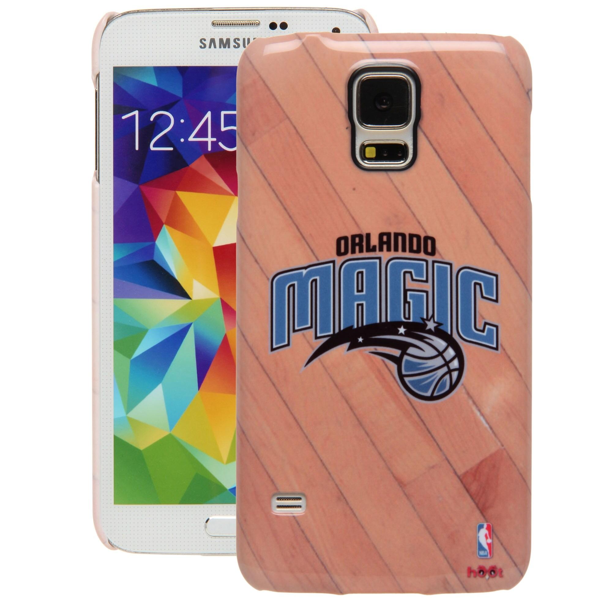 Orlando Magic Galaxy S5 Hardwood Court Case