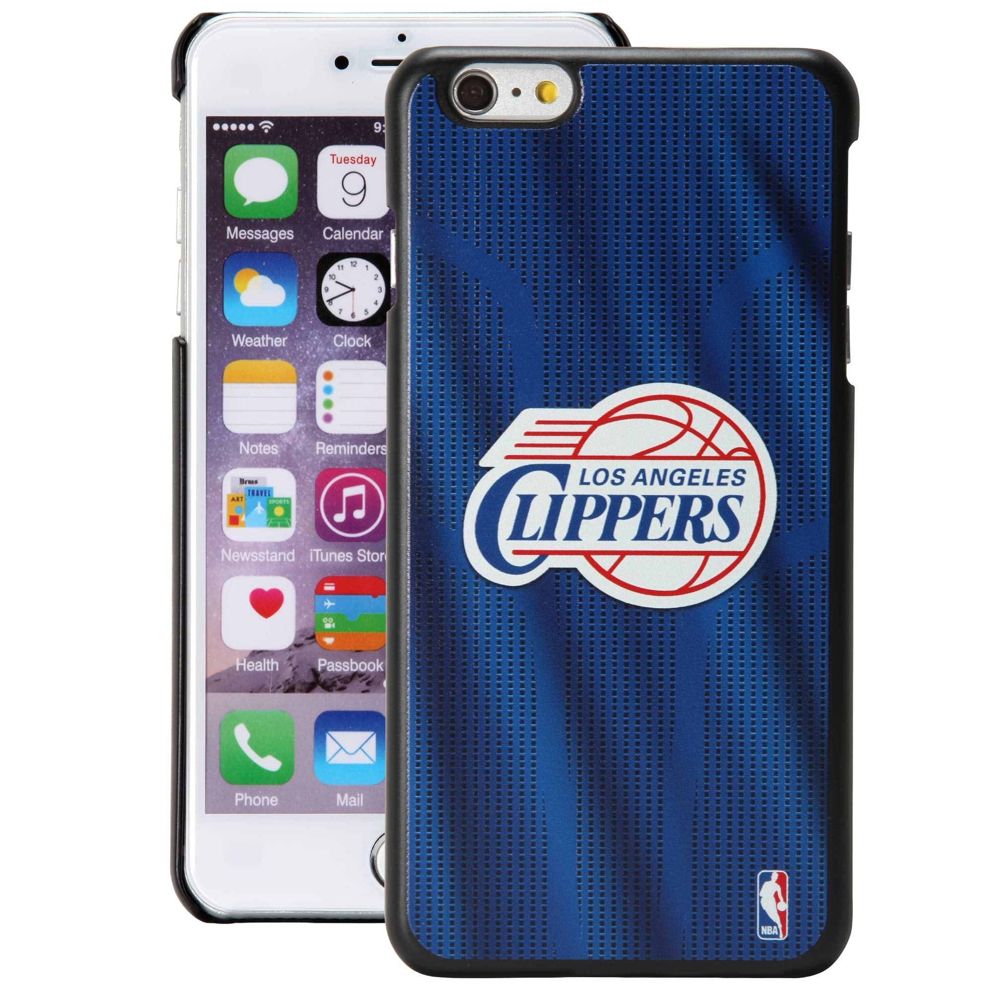 LA Clippers iPhone 6 Plus Jersey Case
